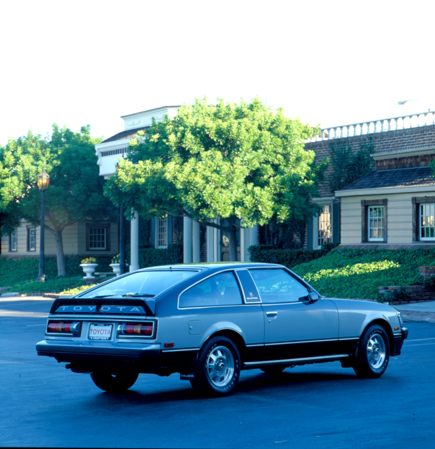 1981 Toyota Celica Supra Back