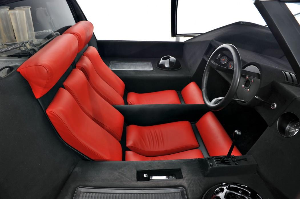 Ferrari Modulo interior