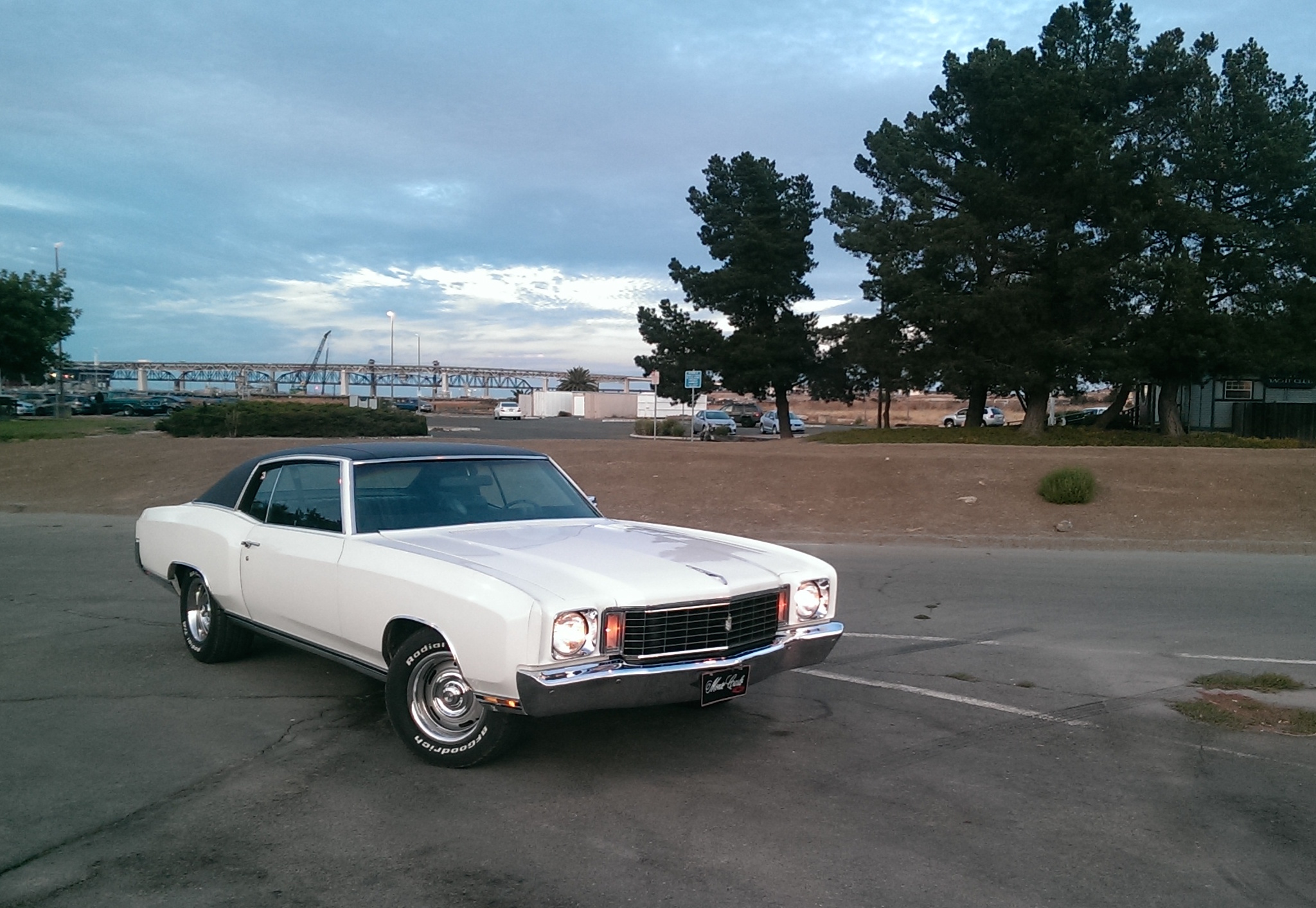 1970 Chevrolet Monte Carlo 3/4 front