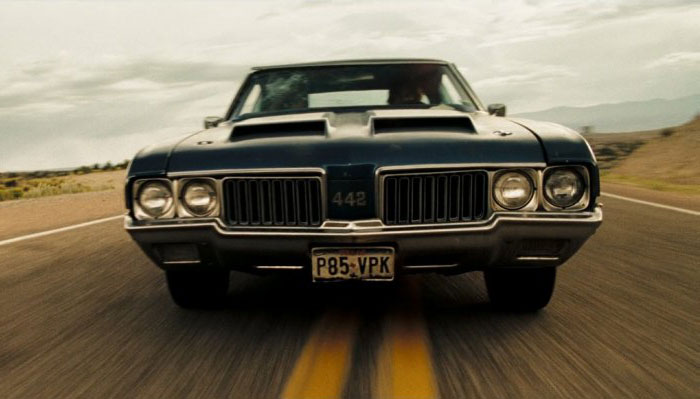 1970 Oldsmobile 442 in The Hitcher