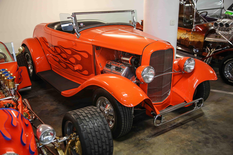 "1932 Ford Roadster ""Orange Twist"""