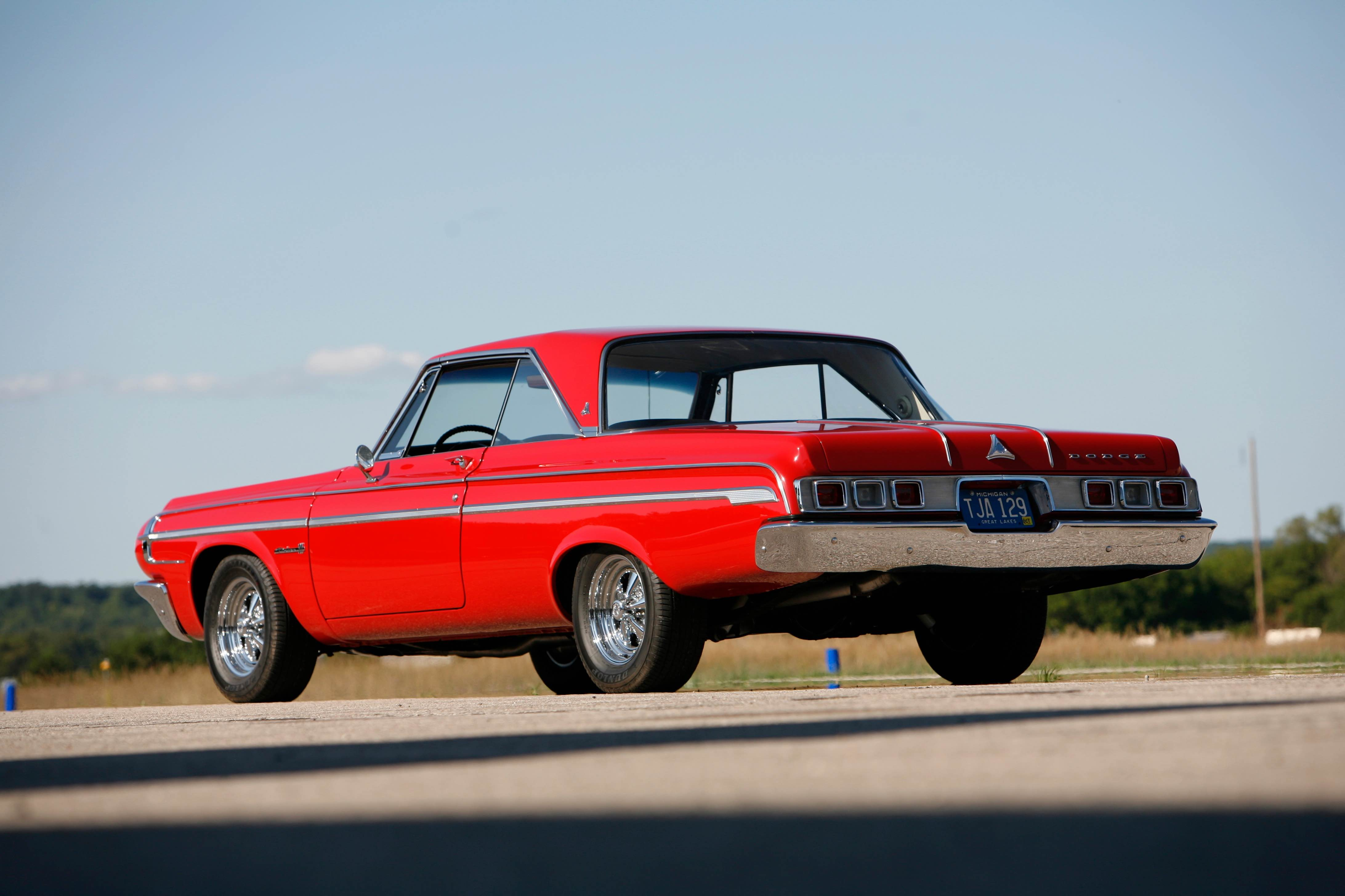 1964 Dodge Polara with Cragar S/S wheels