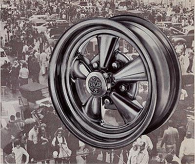 1964 Cragar SS wheels