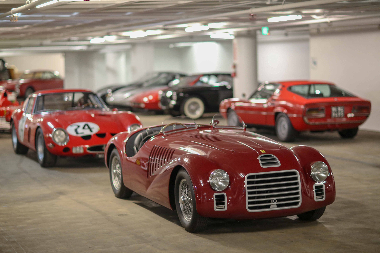 5 Ferraris from the expanded Petersen Automotive Museum Vault thumbnail
