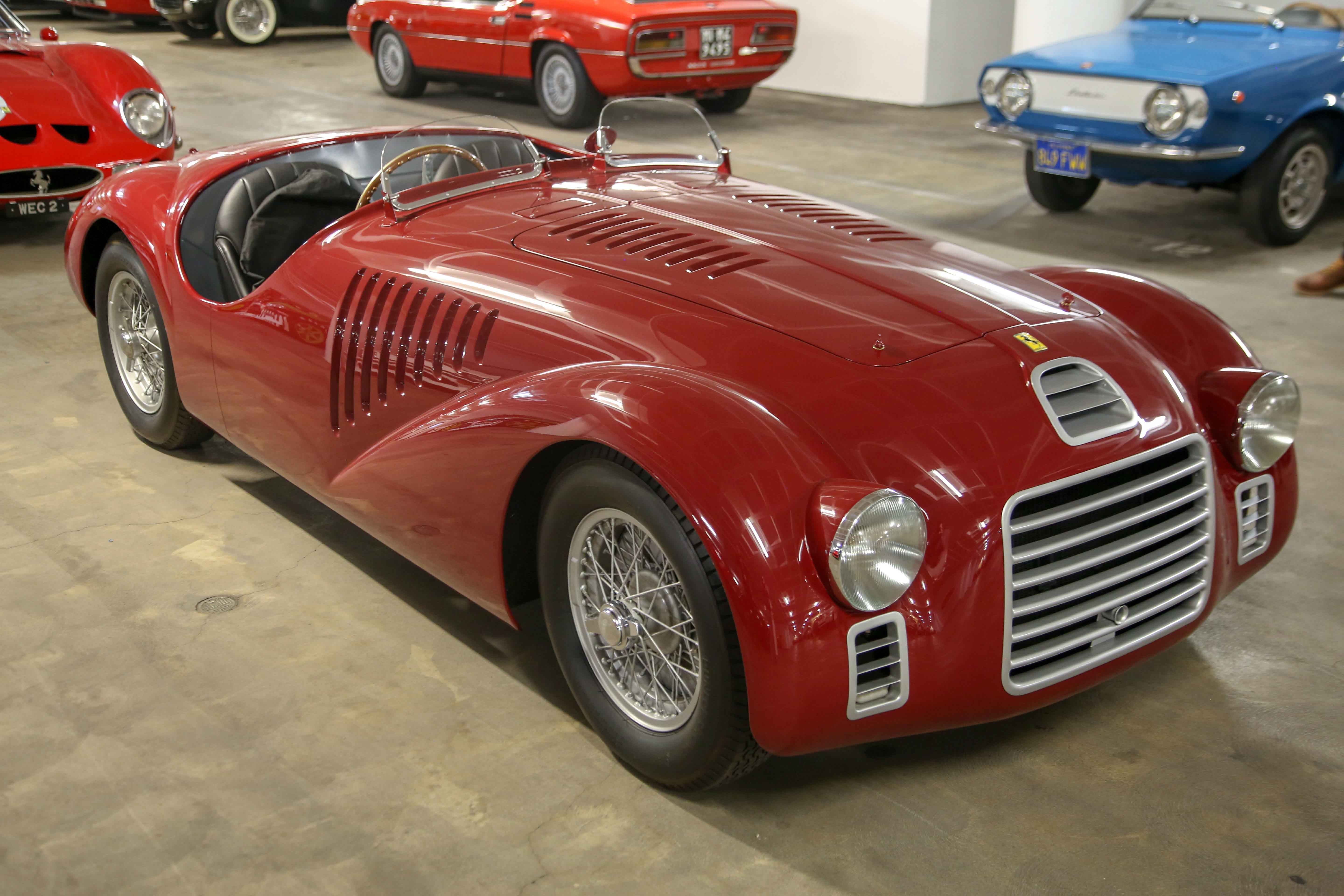 5 Ferraris From The Expanded Petersen Automotive Museum Vault Hagerty Media