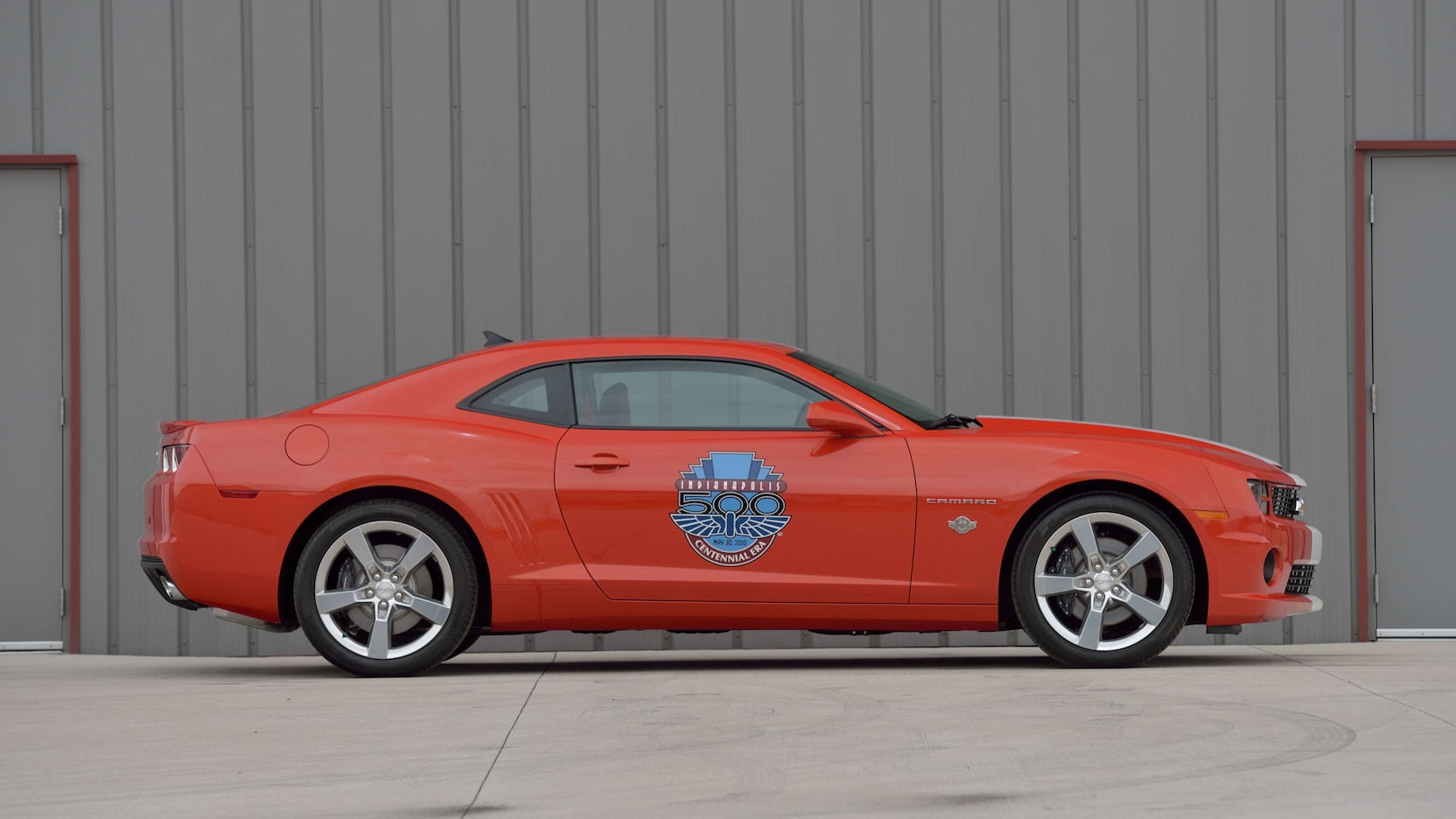 2010 Chevrolet Camaro SS Pace Car Edition Side passenger
