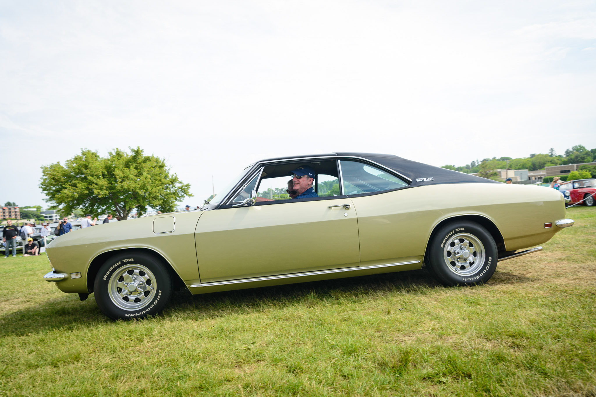 1968 Corvair Corsa Fitch Sprint Side