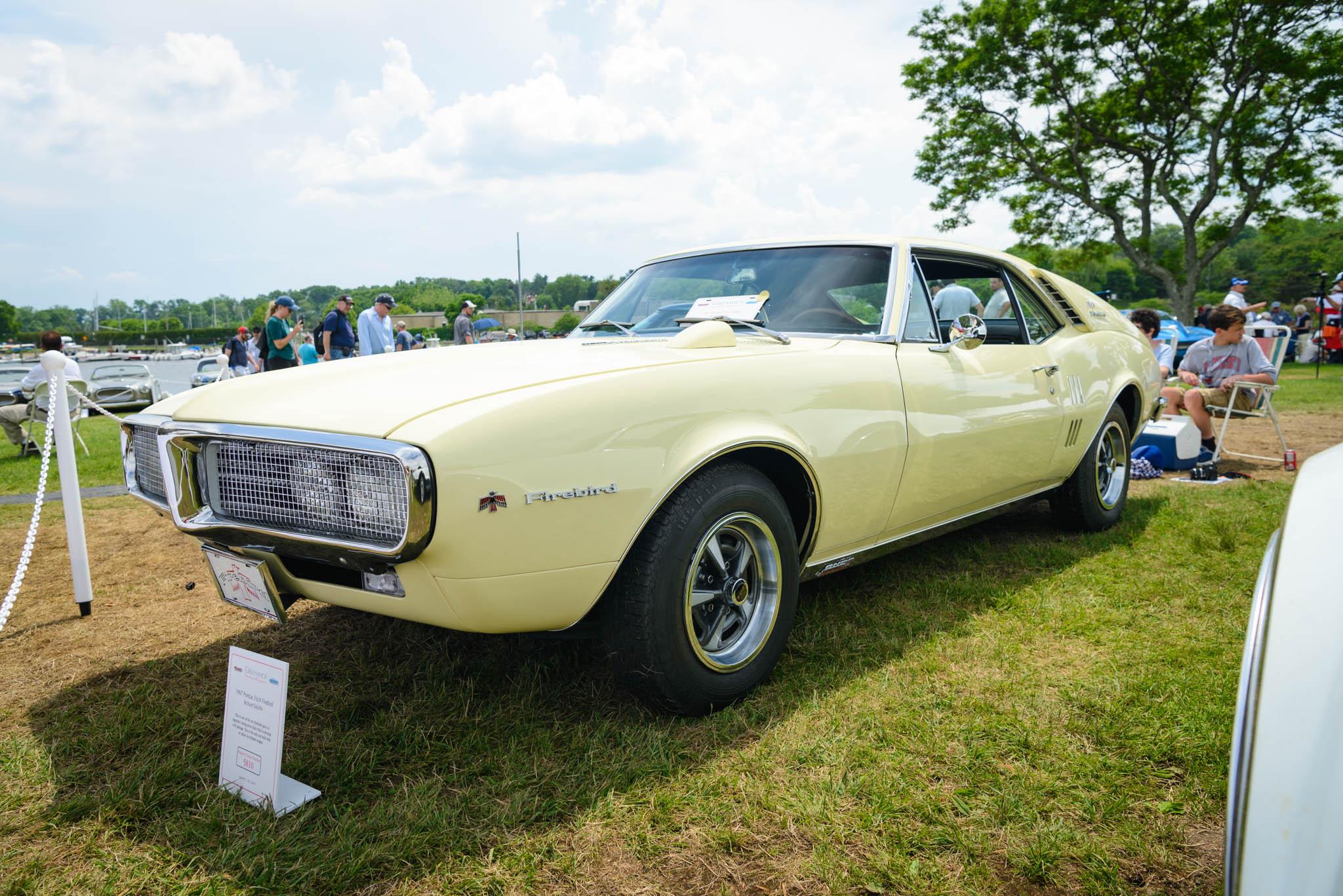 1967 Pontiac Fitch Firebird