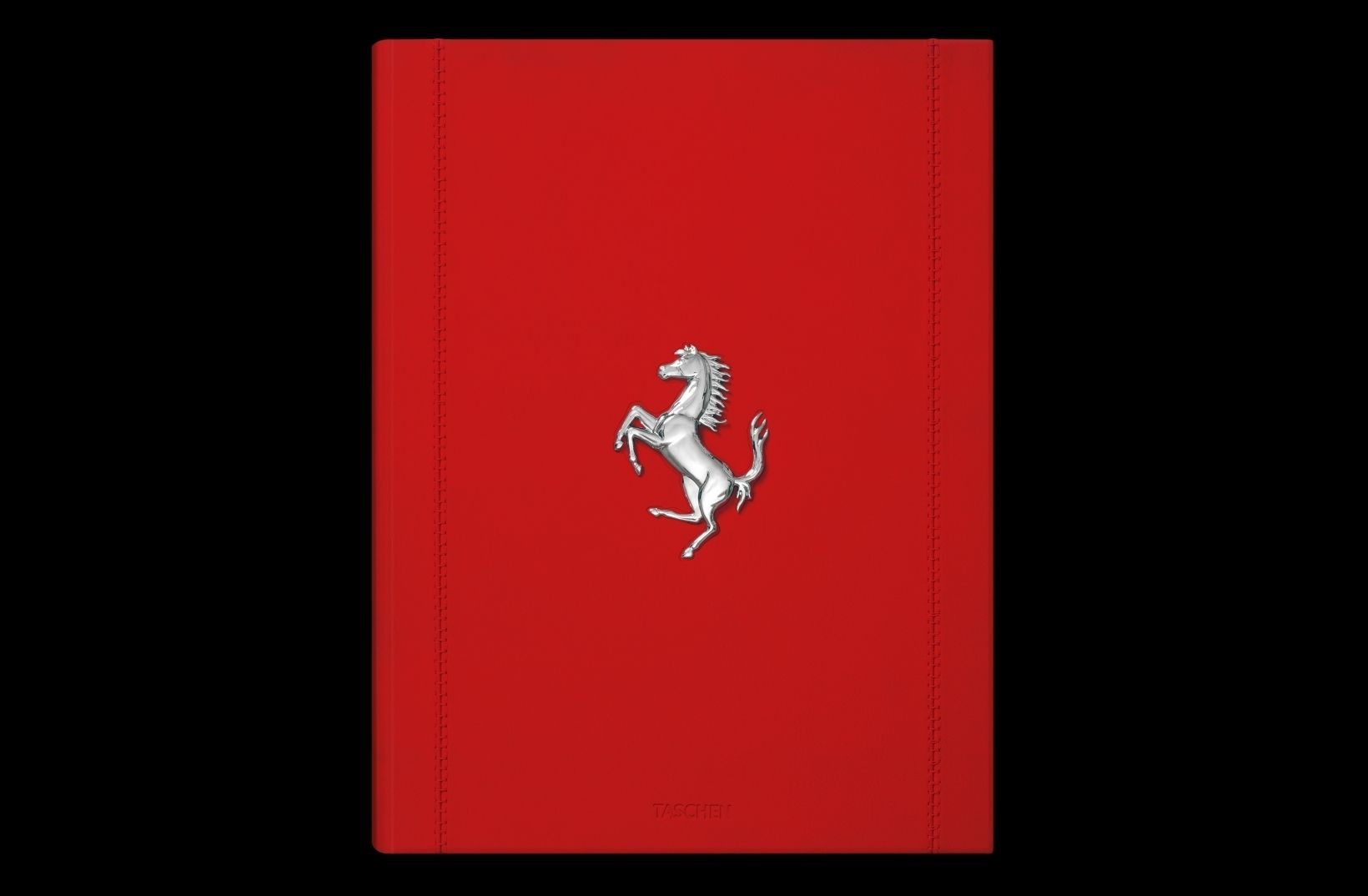 Ferrari Book Cover