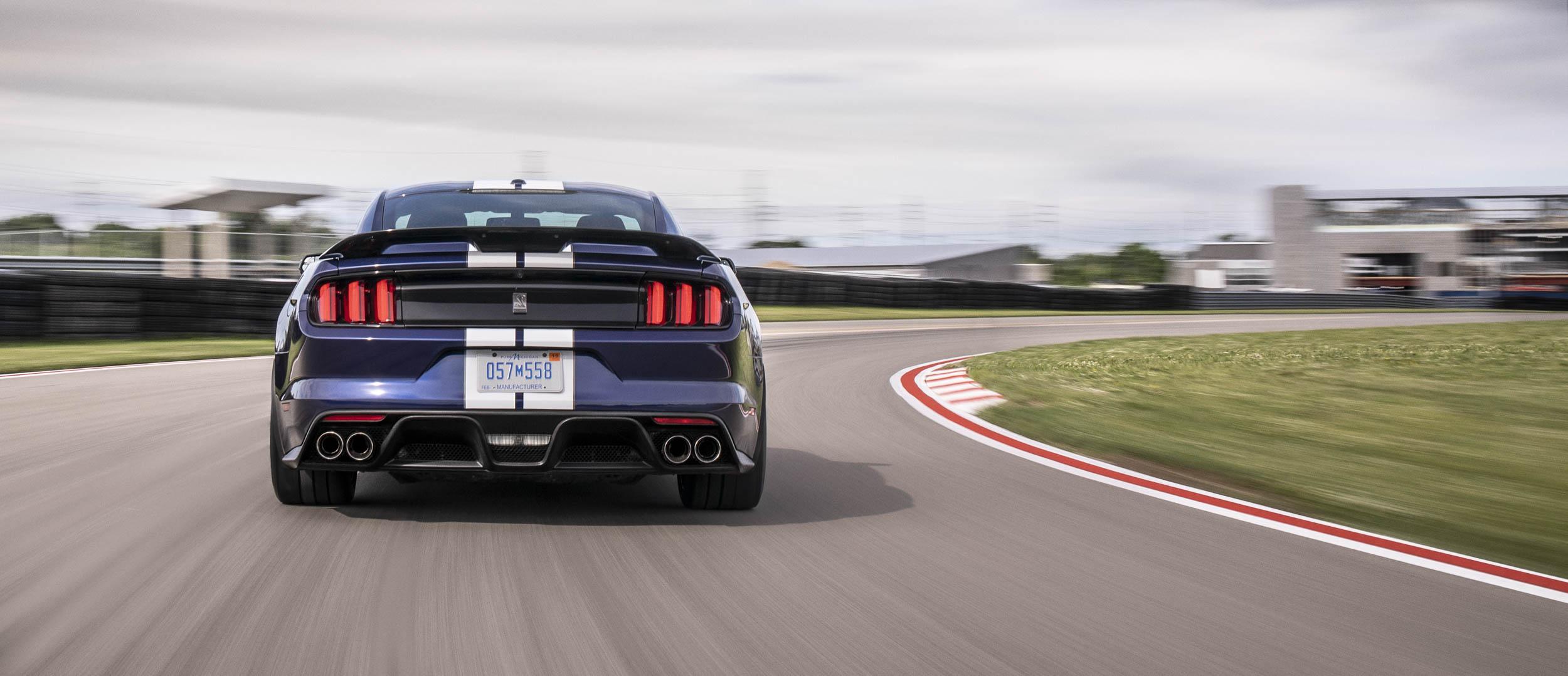 2019 Shelby GT350 back