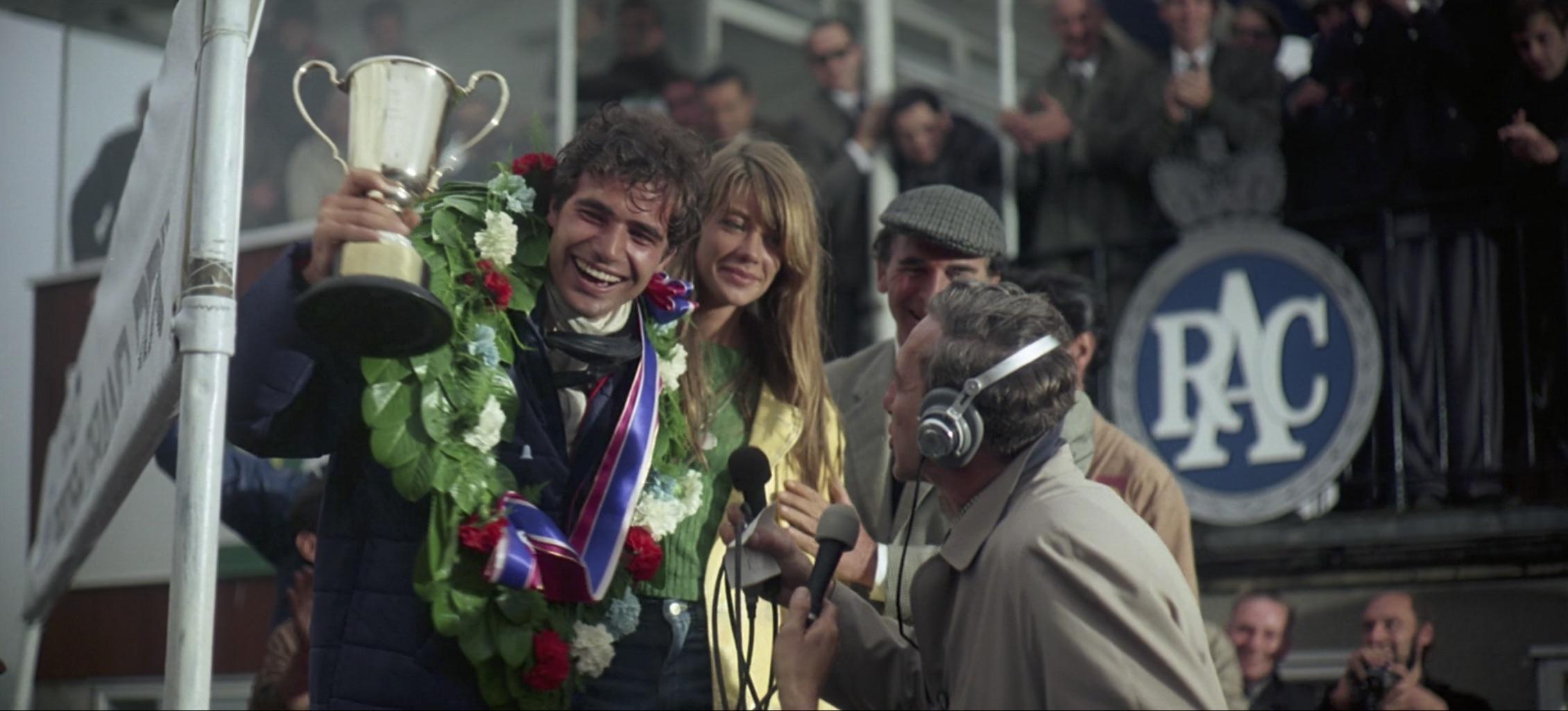 Grand Prix Race Winner