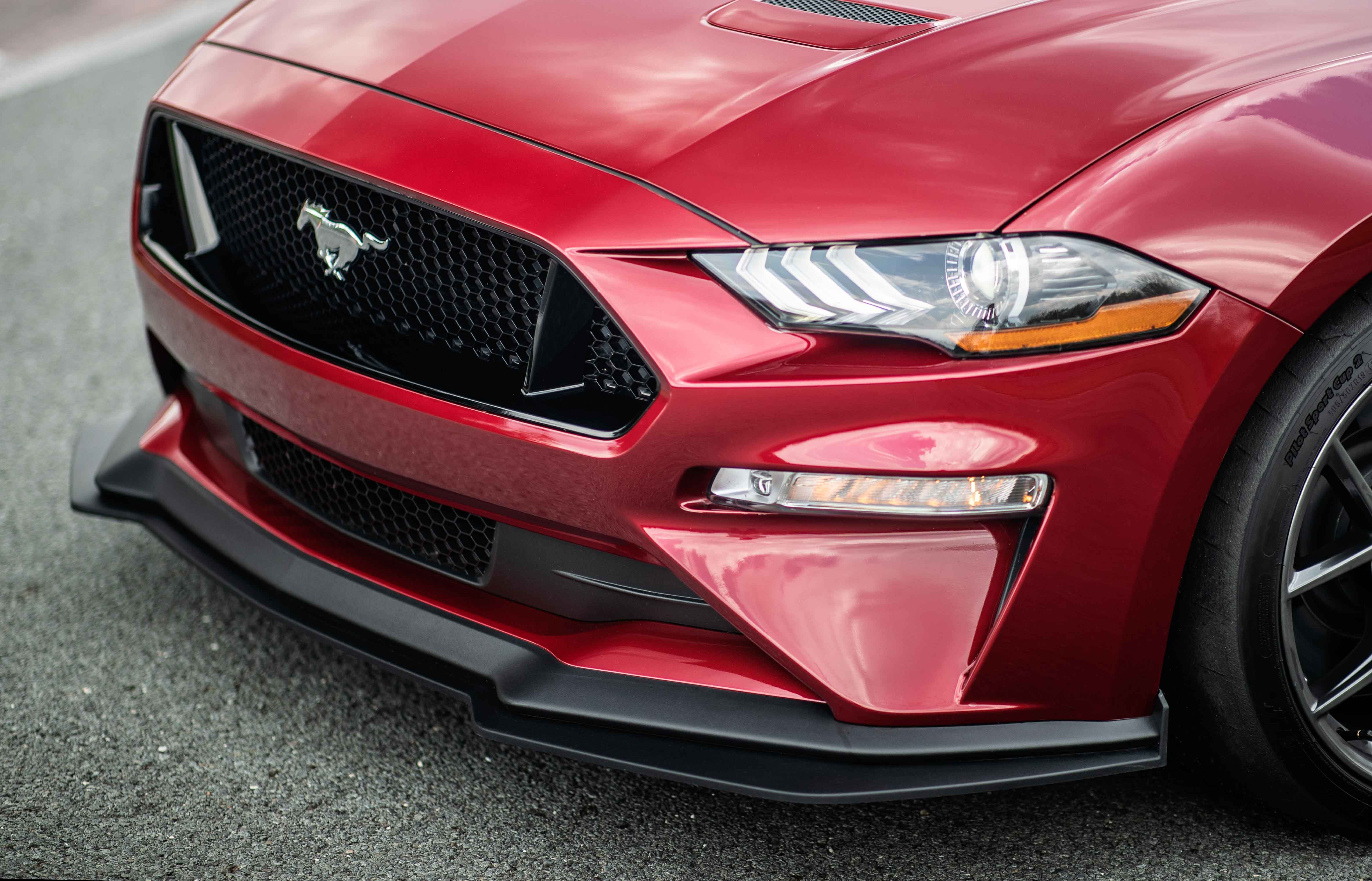 2018 Ford Mustang GT Performance Pack 2 grill