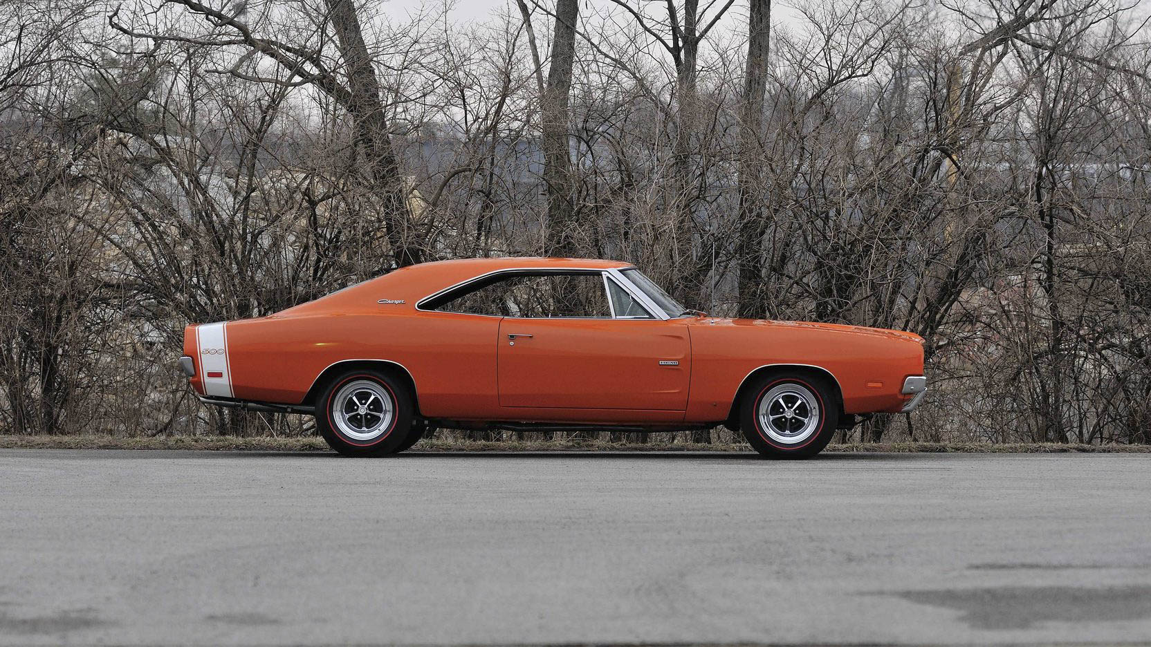 1969 Dodge Charger 500 profile
