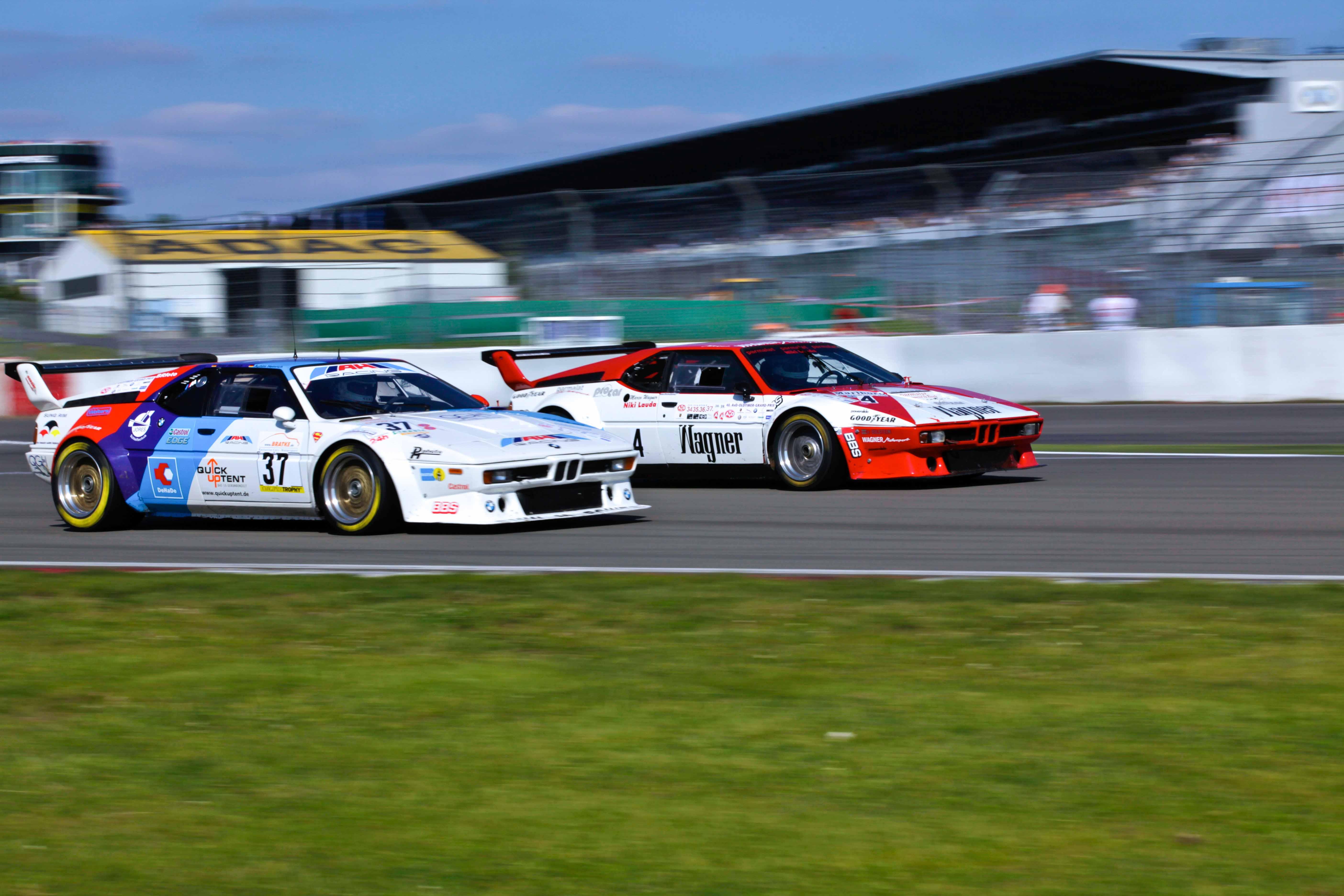 BMW M1 Race Car M division