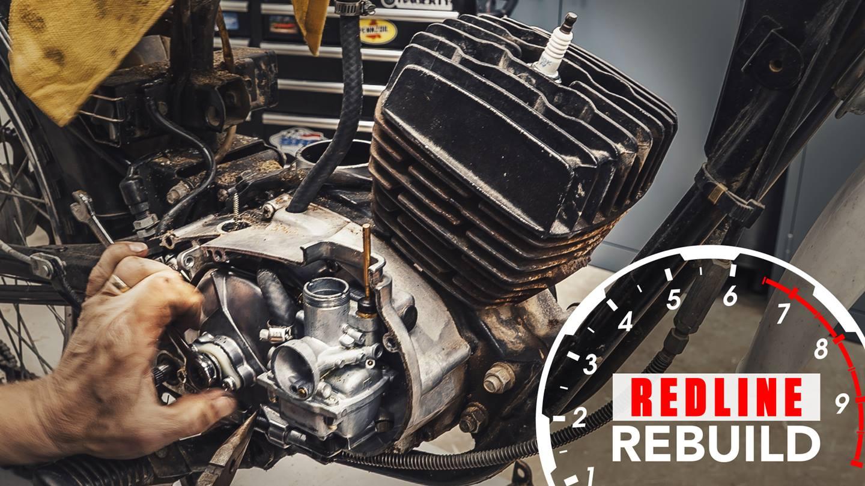 Redline Rebuild Kawasaki KE100