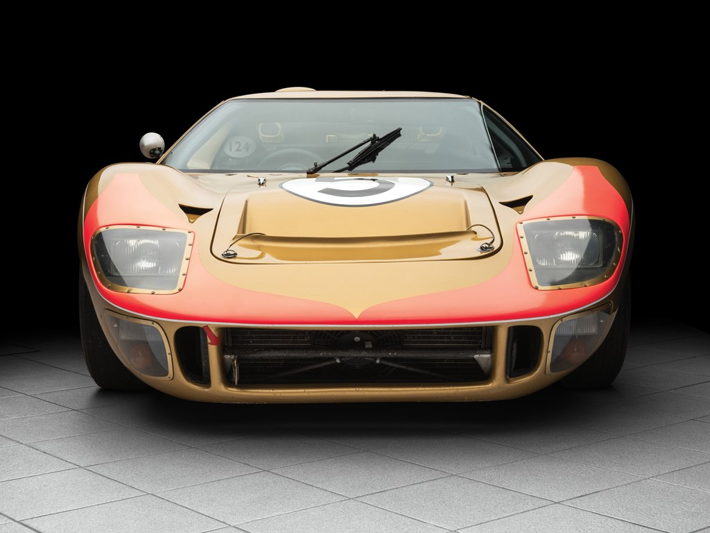 1966 ford gt40 front