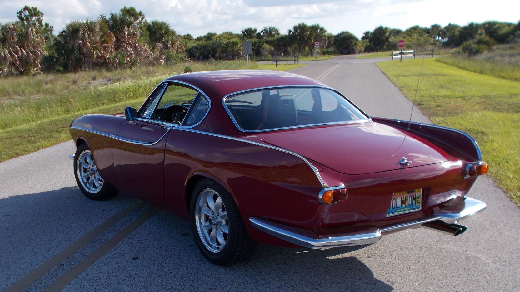 Virgil Exner Jr. provided his design input on cars such as the Volvo P1800