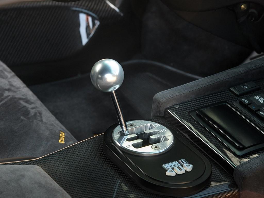 1999 Lamborghini Diablo GT Shifter