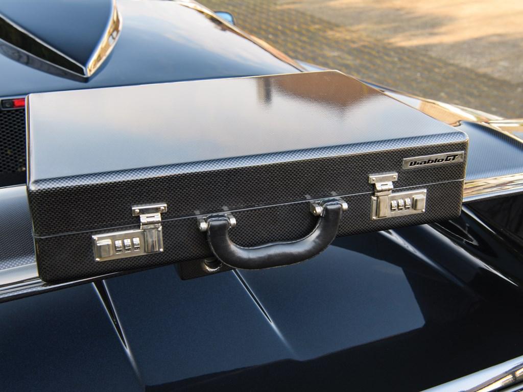 1999 Lamborghini Diablo GT briefcase