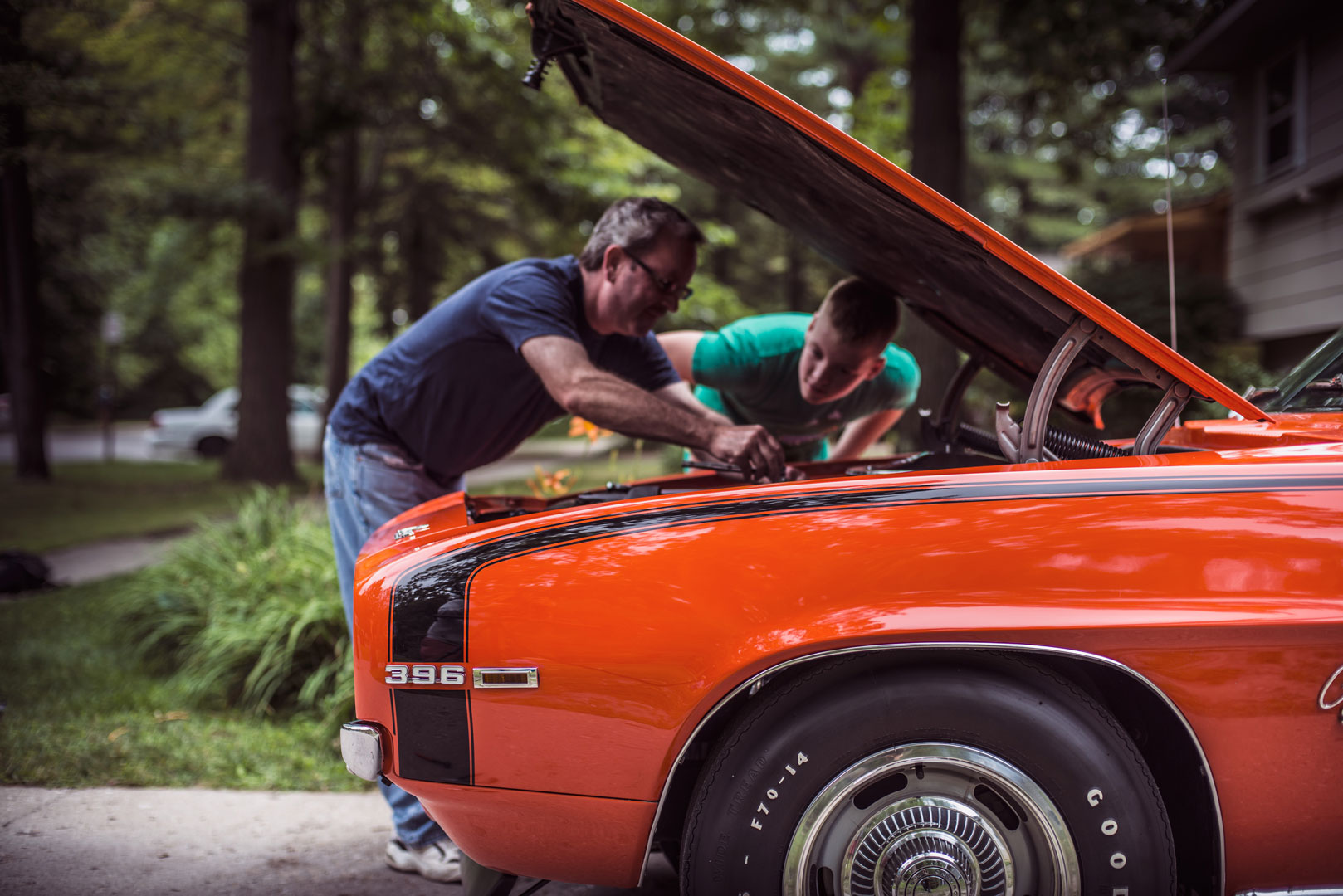 Question of the Week: Was your Father's Day filled with horsepower? thumbnail