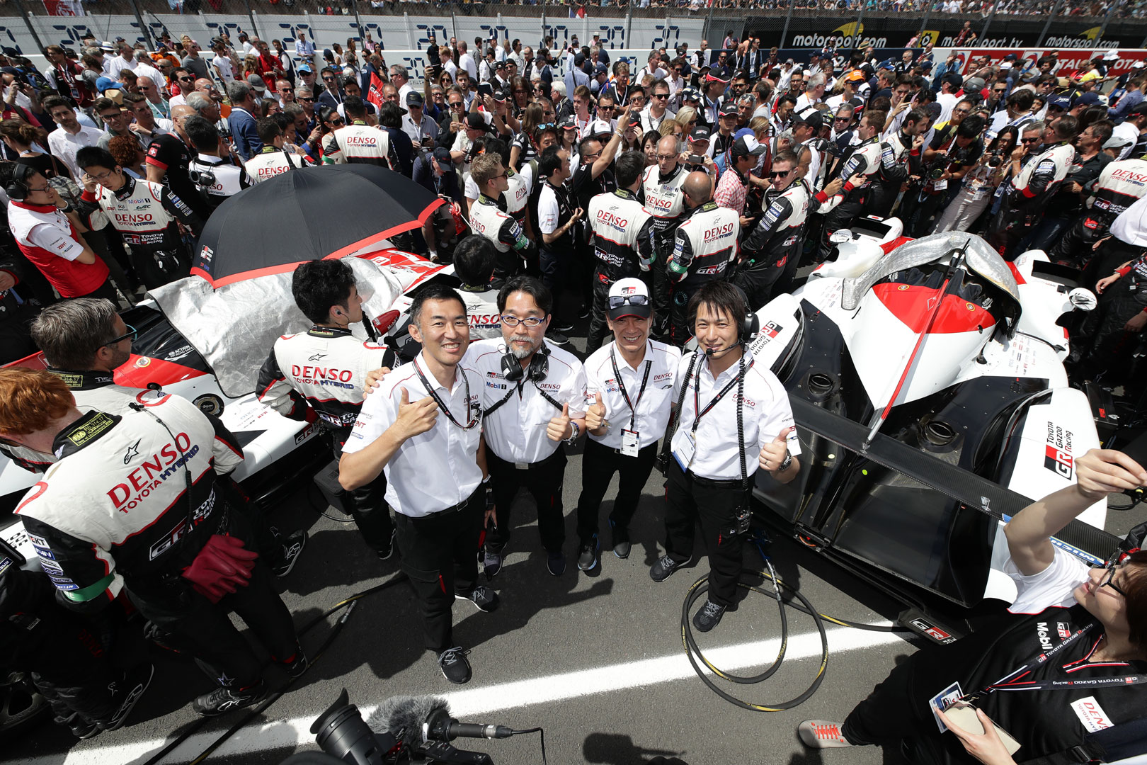 GR Super Sport Concept victory