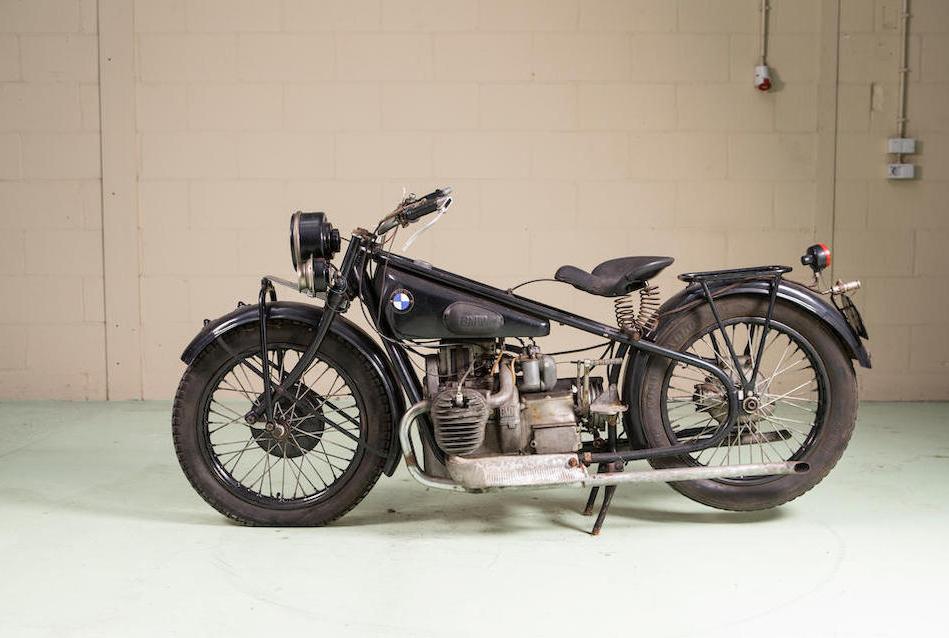 1928 BMW 482CC R52