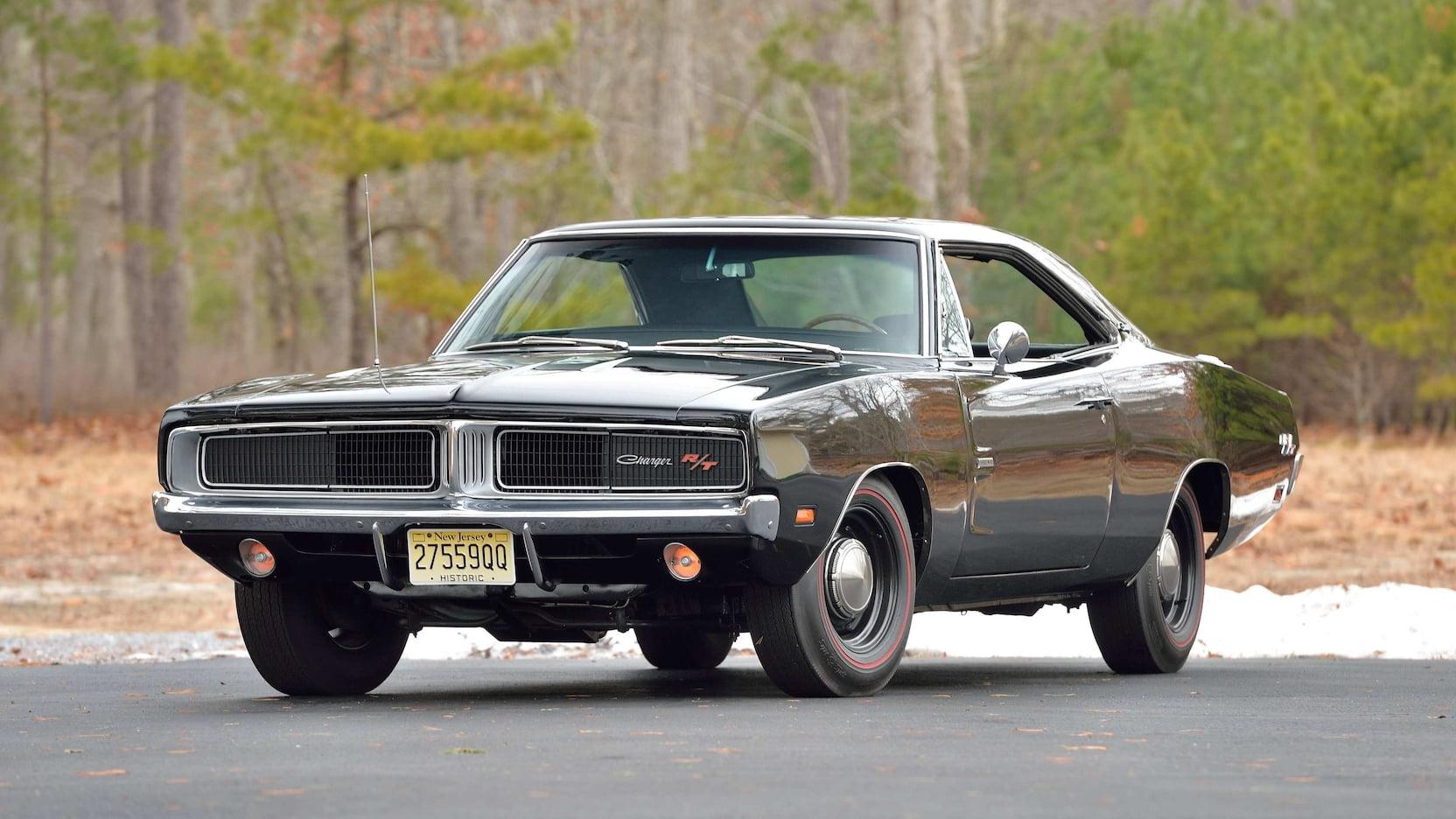 1969 Dodge Charger R/T Hemi