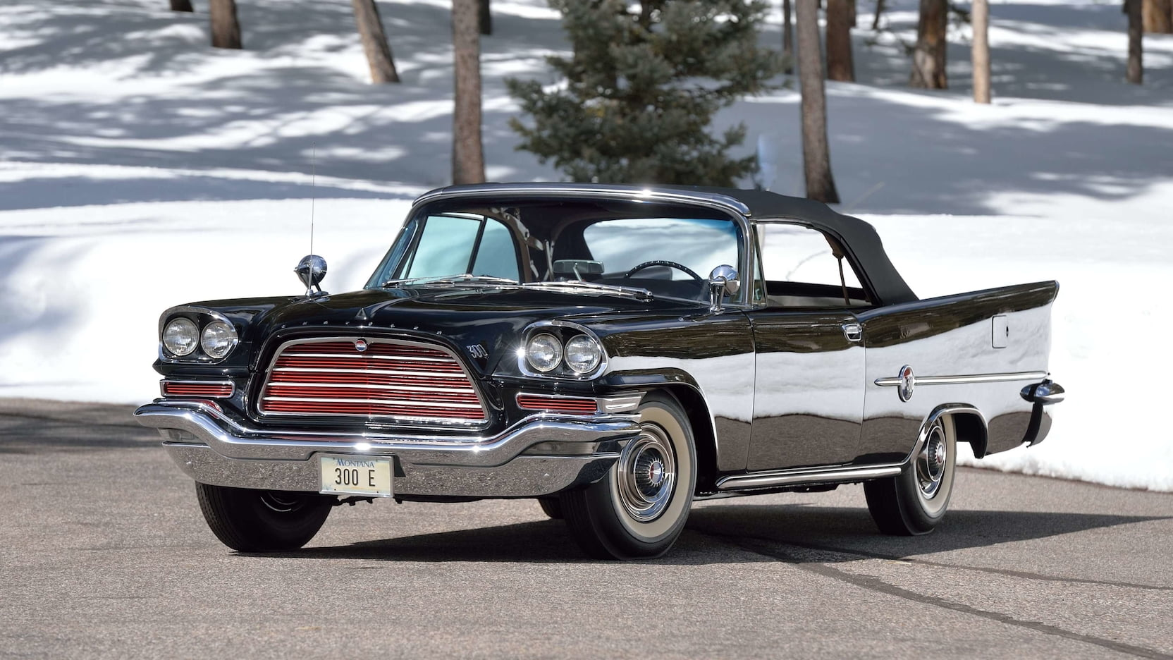 1959 Chrysler 300E Convertible