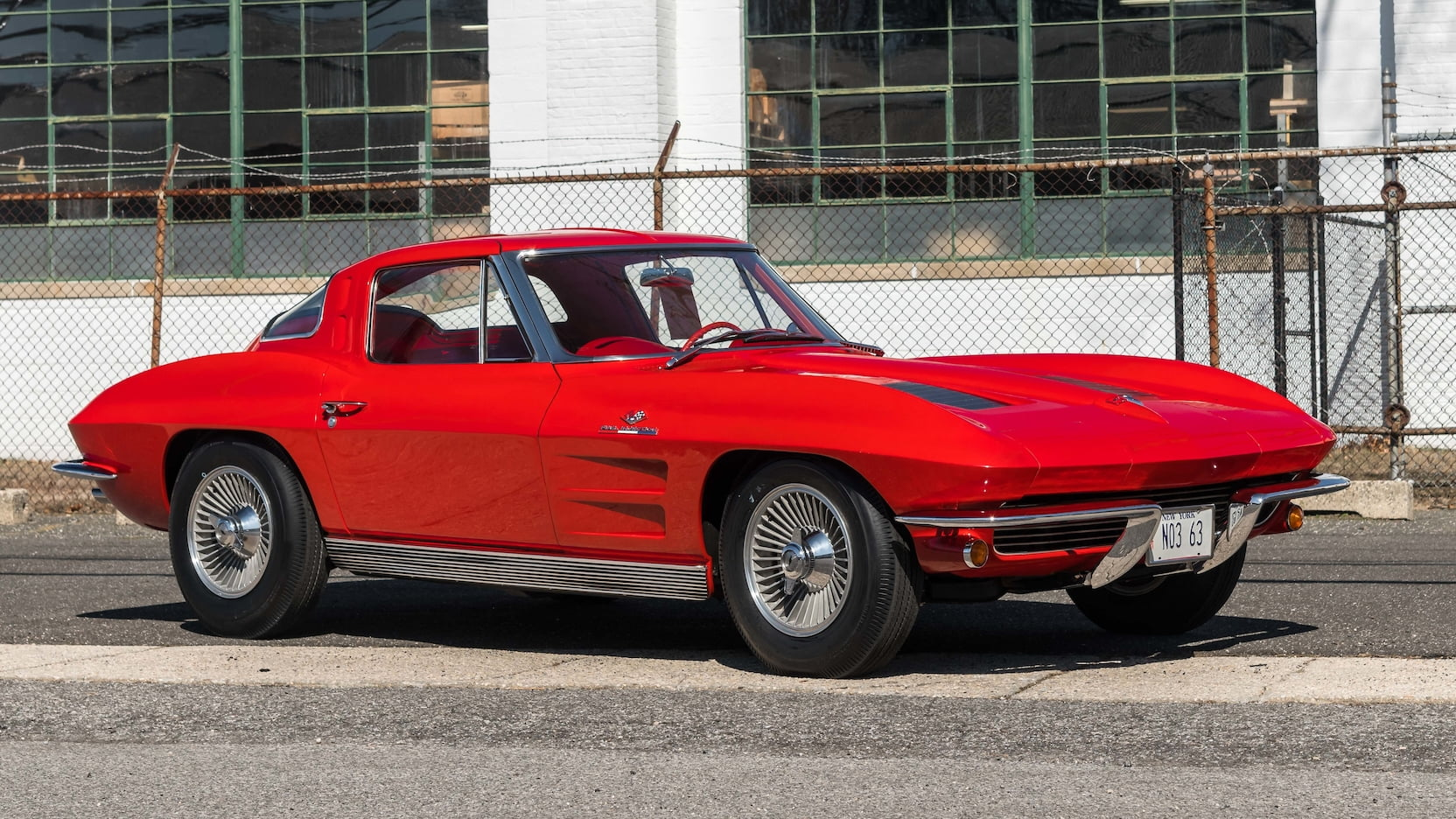 1963 Chevrolet Corvette Z06 (big tank) Coupe