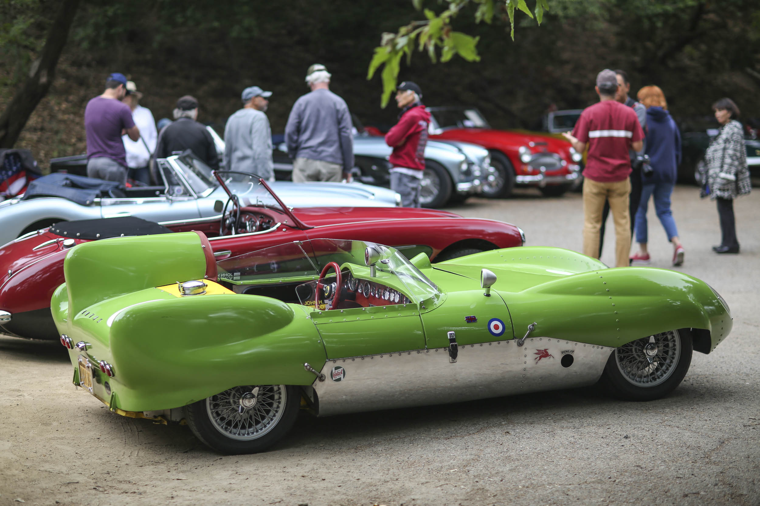 The glorious cars that descended on Highway Earth 2018 show thumbnail