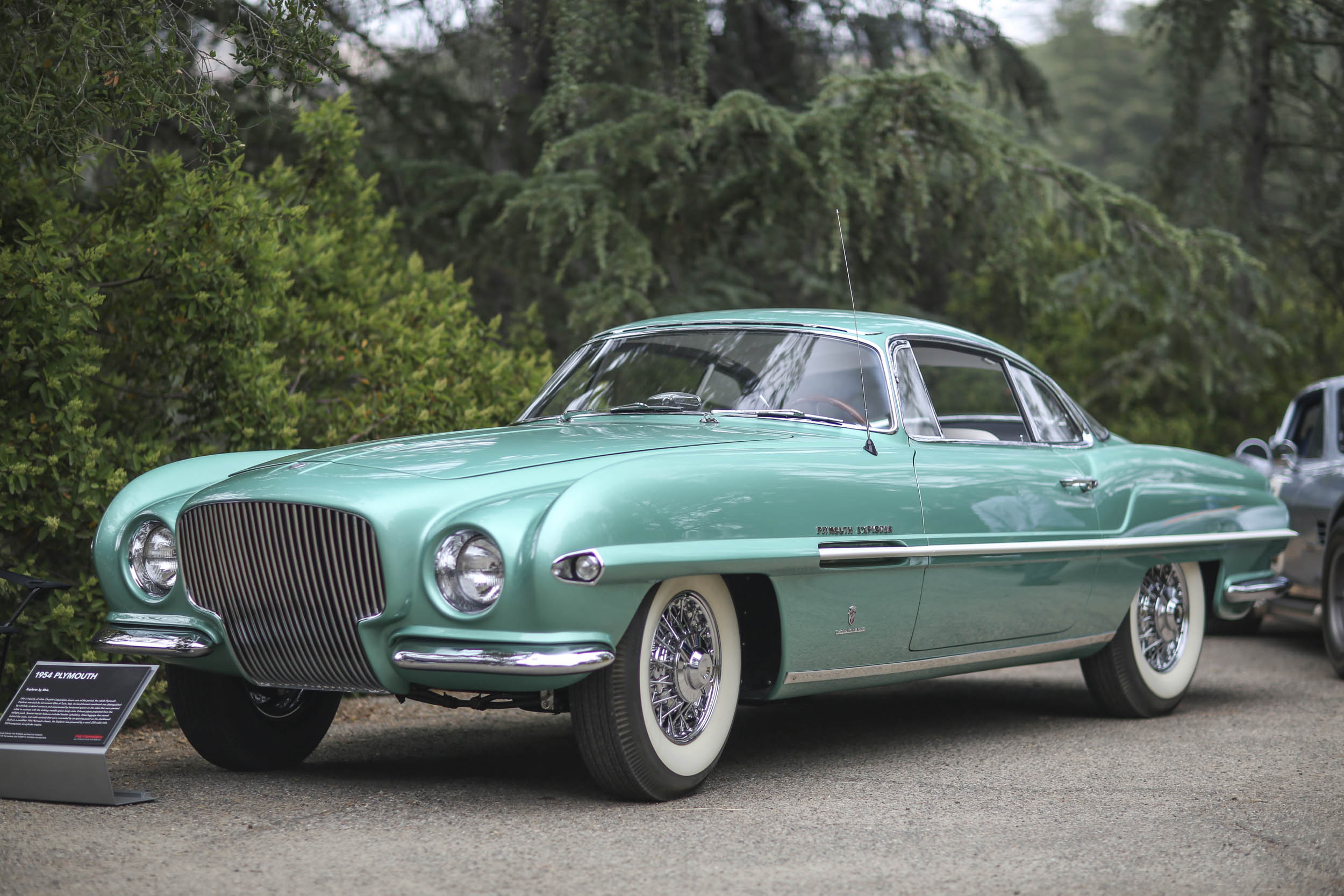 1954 Plymouth Explorer from the Petersen Automotive Museum