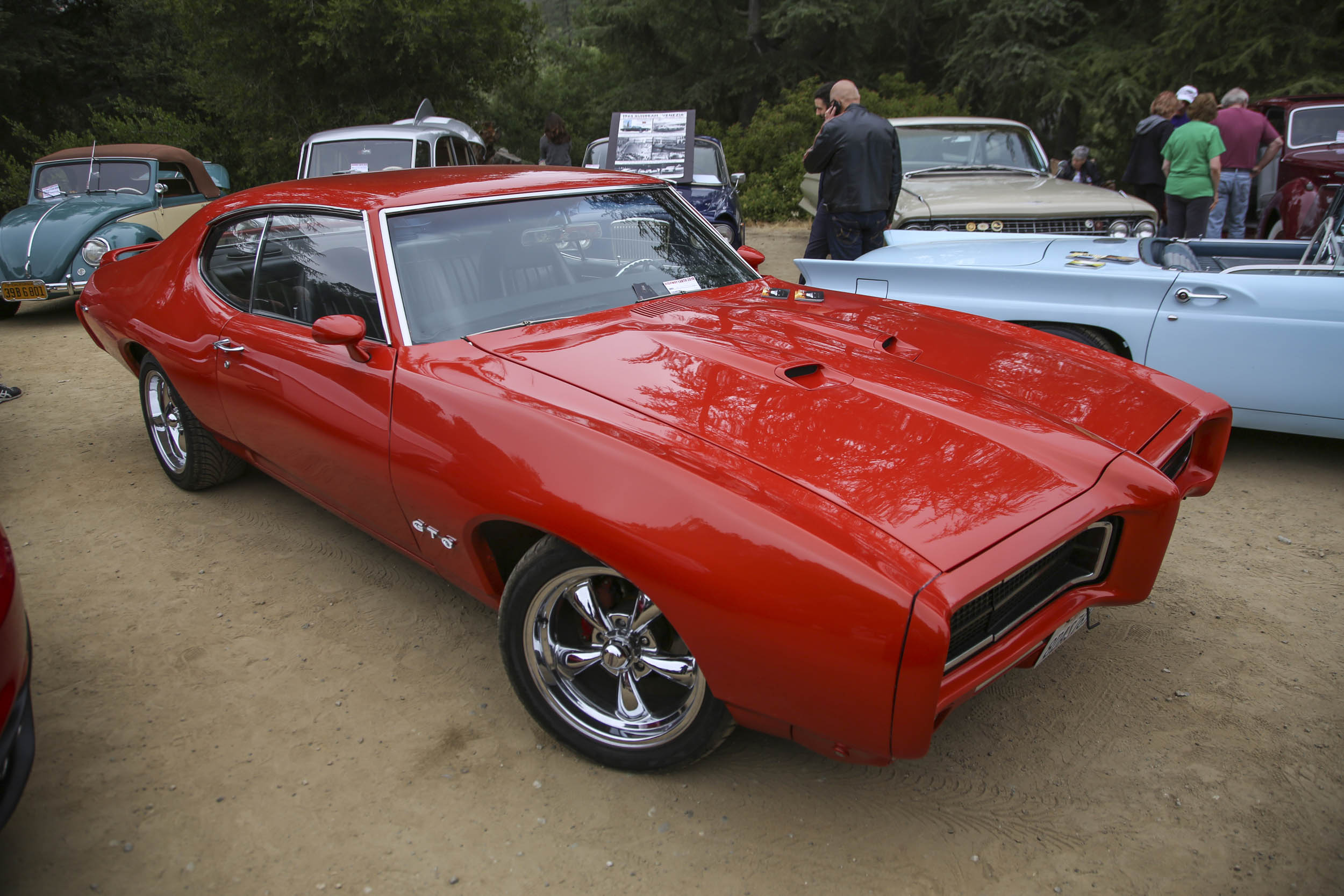 gto at highway earth 2018 show
