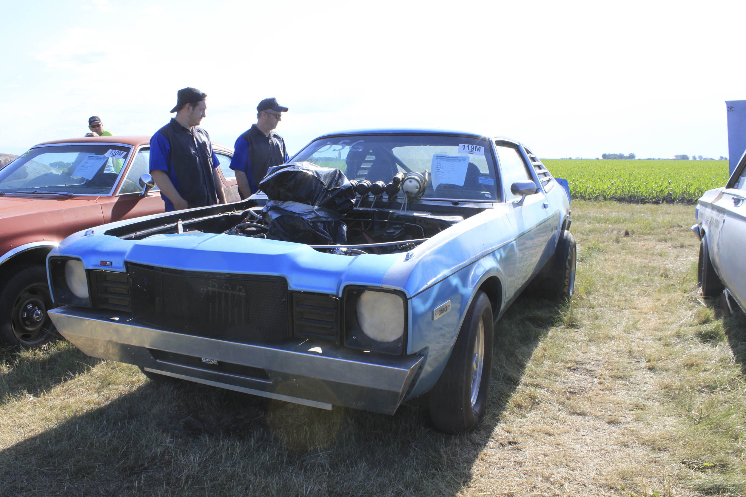 1979 Dodge Aspen Drag Car