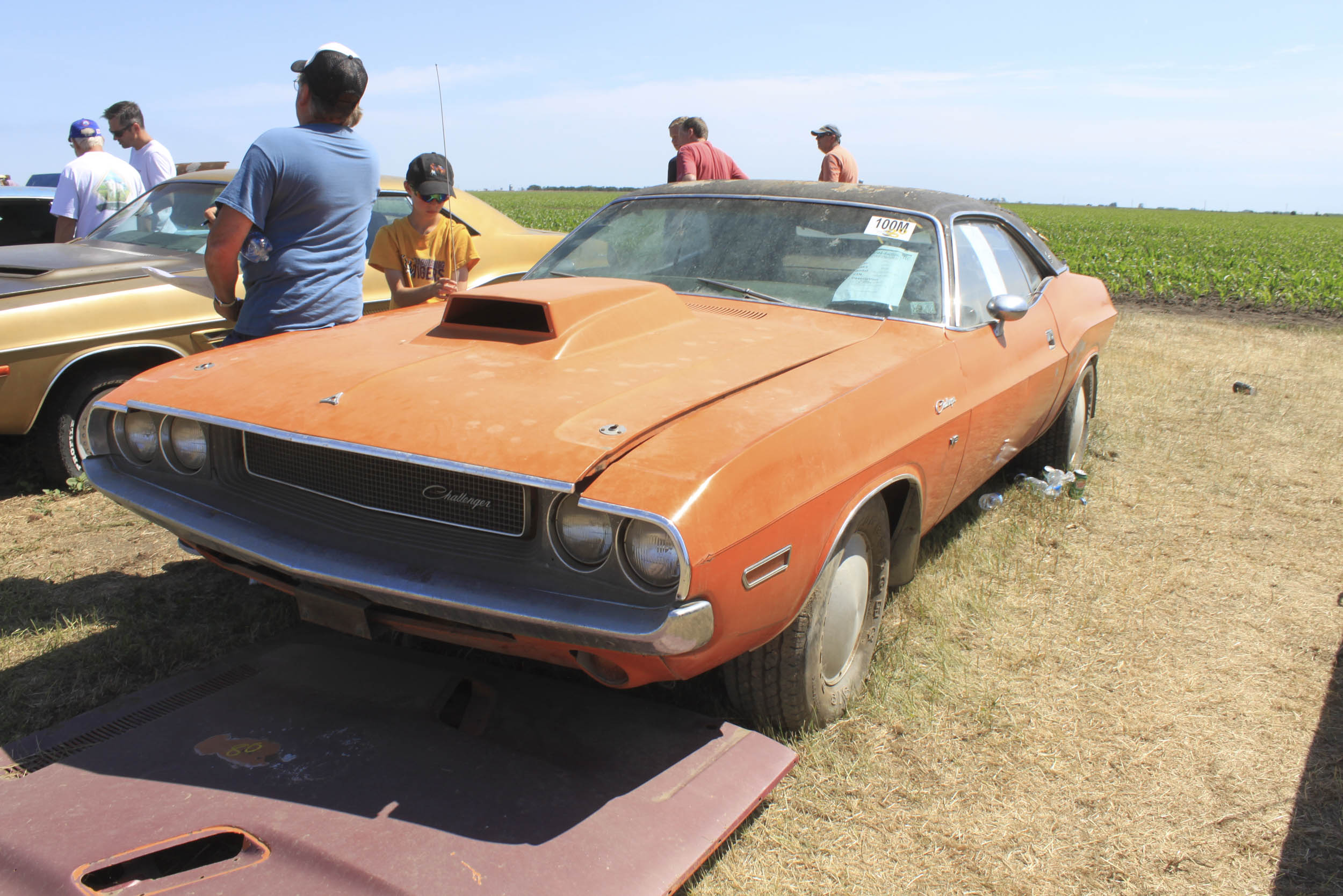 Massive Mopar muscle car trove in South Dakota pays tribute to late collector thumbnail