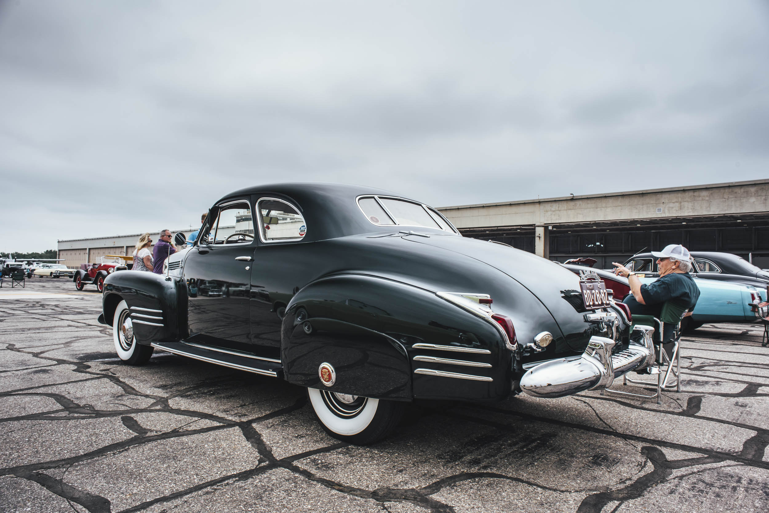 1941 Cadillac Series 6227 Coupe