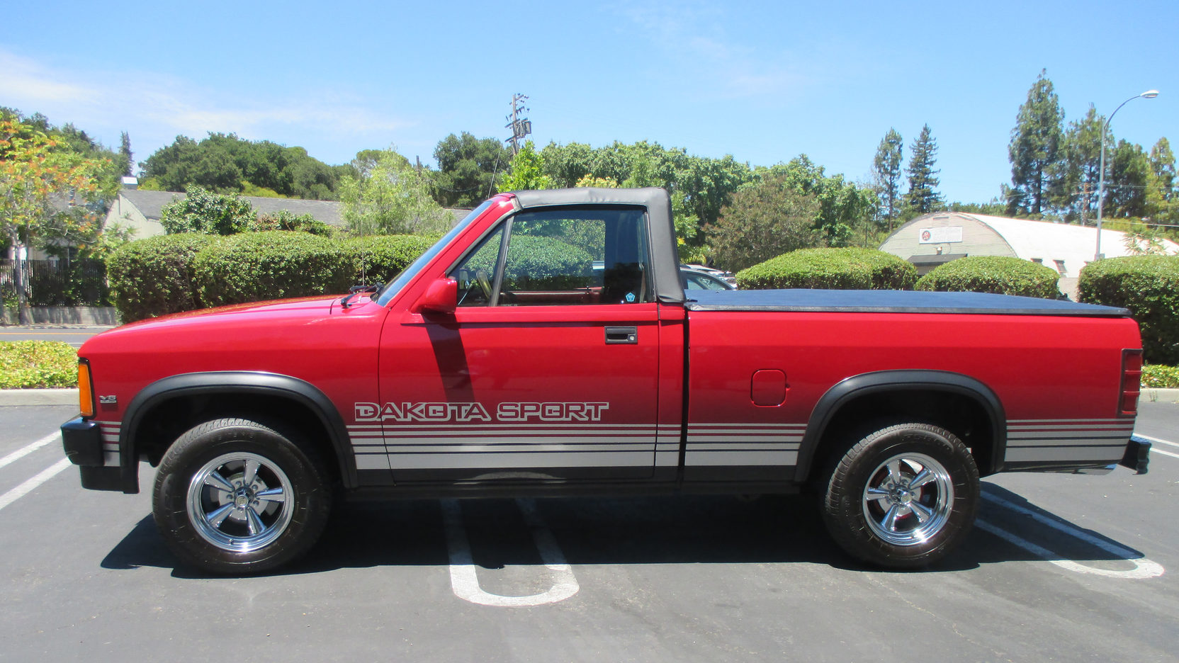 the 1989 91 dodge dakota sport convertible was the drop top no one wanted hagerty media 91 dodge dakota sport convertible was
