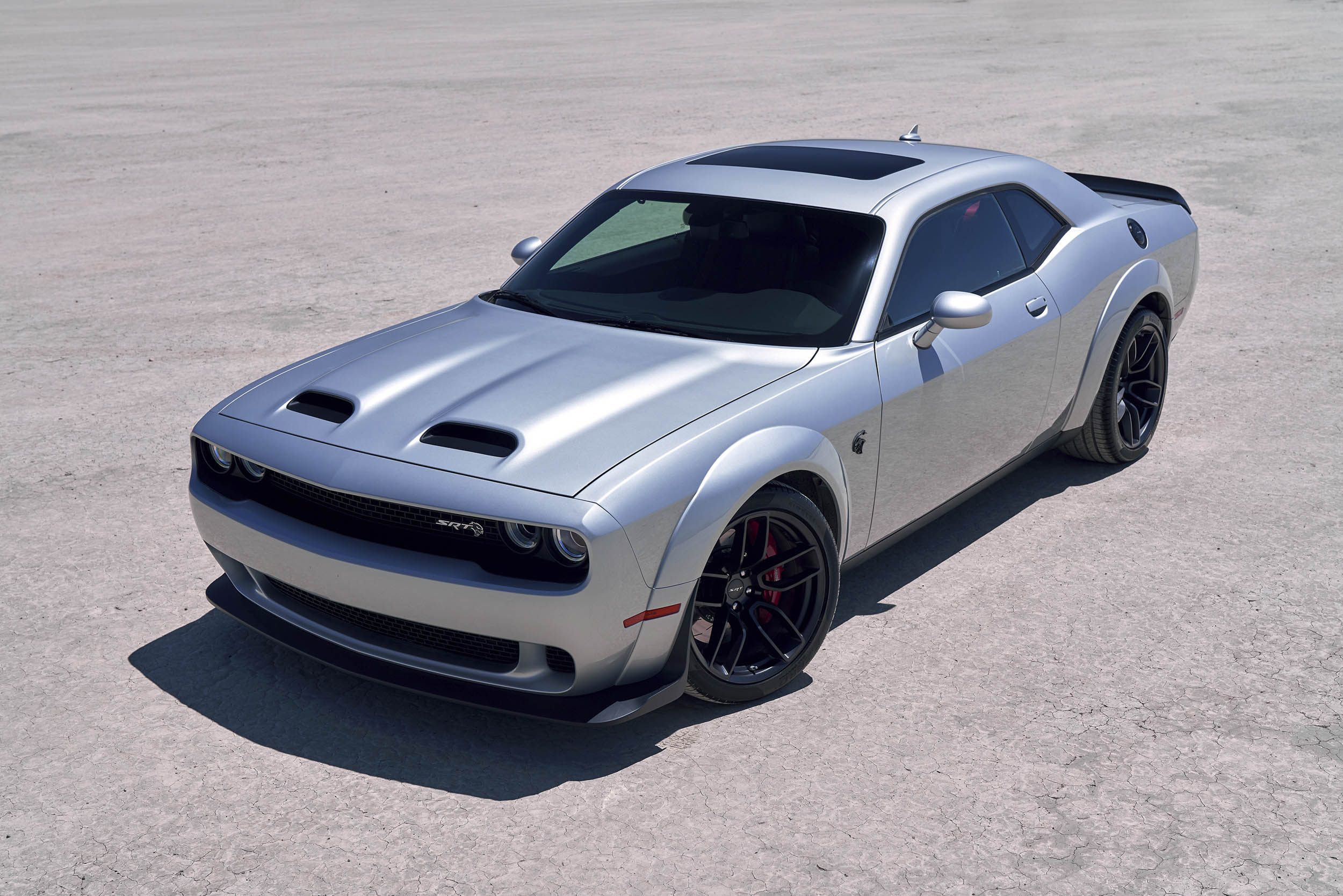 2019 Dodge Challenger SRT Hellcat Redeye Widebody side 3/4