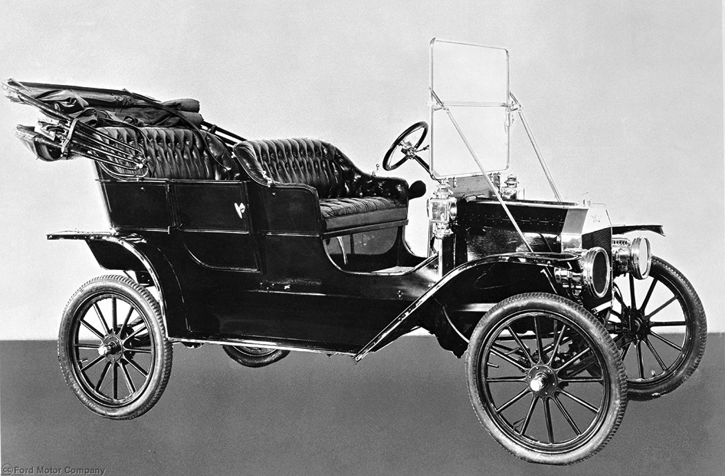 111 years ago today, Ford debuted the Model T thumbnail