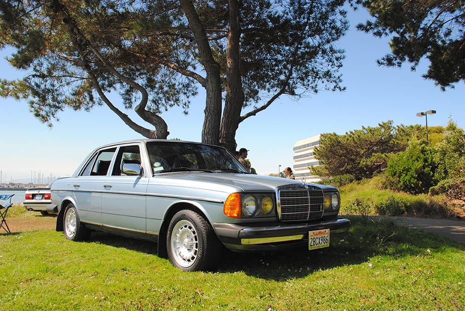 1985 Mercedes 300D