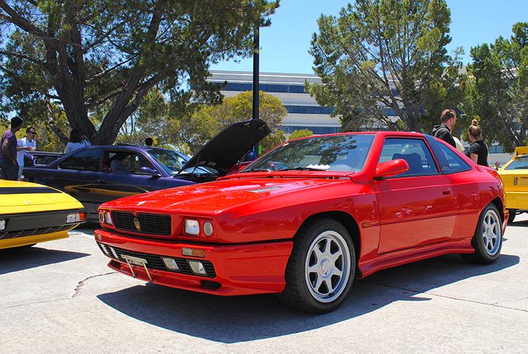 1992 Maserati Shomal