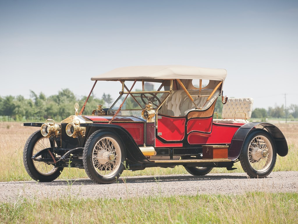 Rolls-Royce Silver Ghost: Greatest car of the 1910s thumbnail
