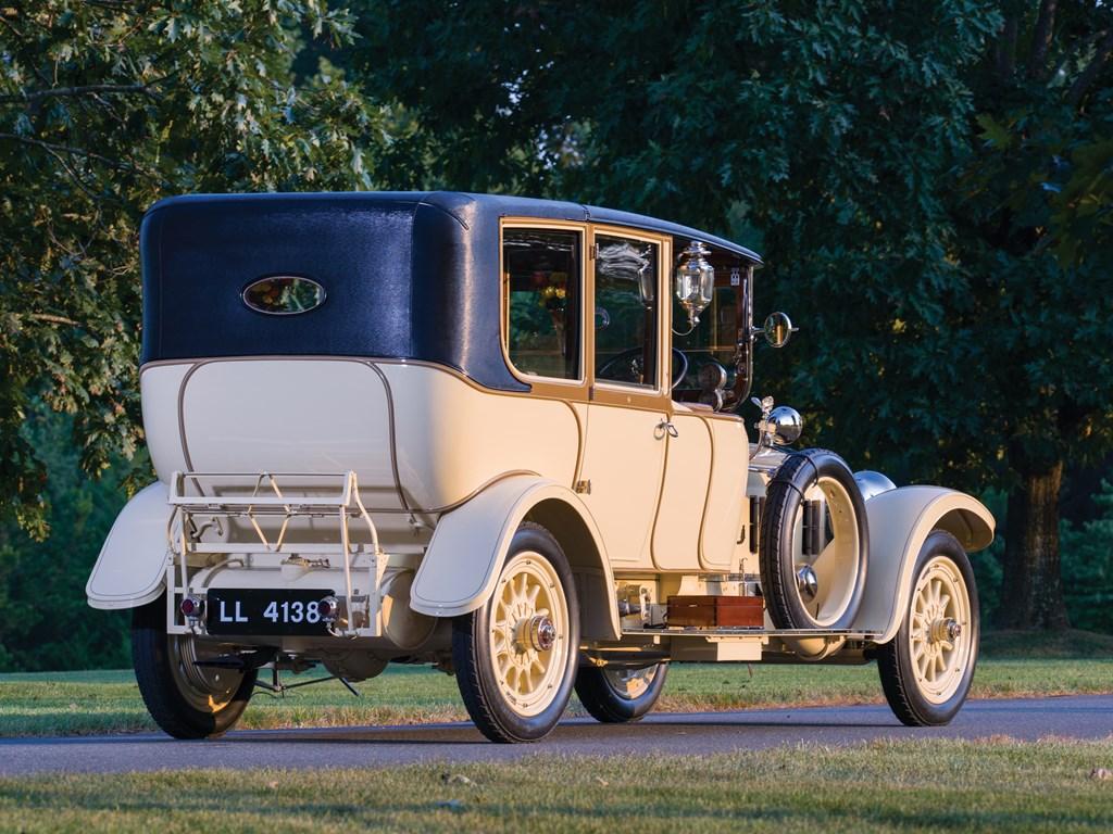 1914 Rolls-Royce 40/50 HP Silver Ghost