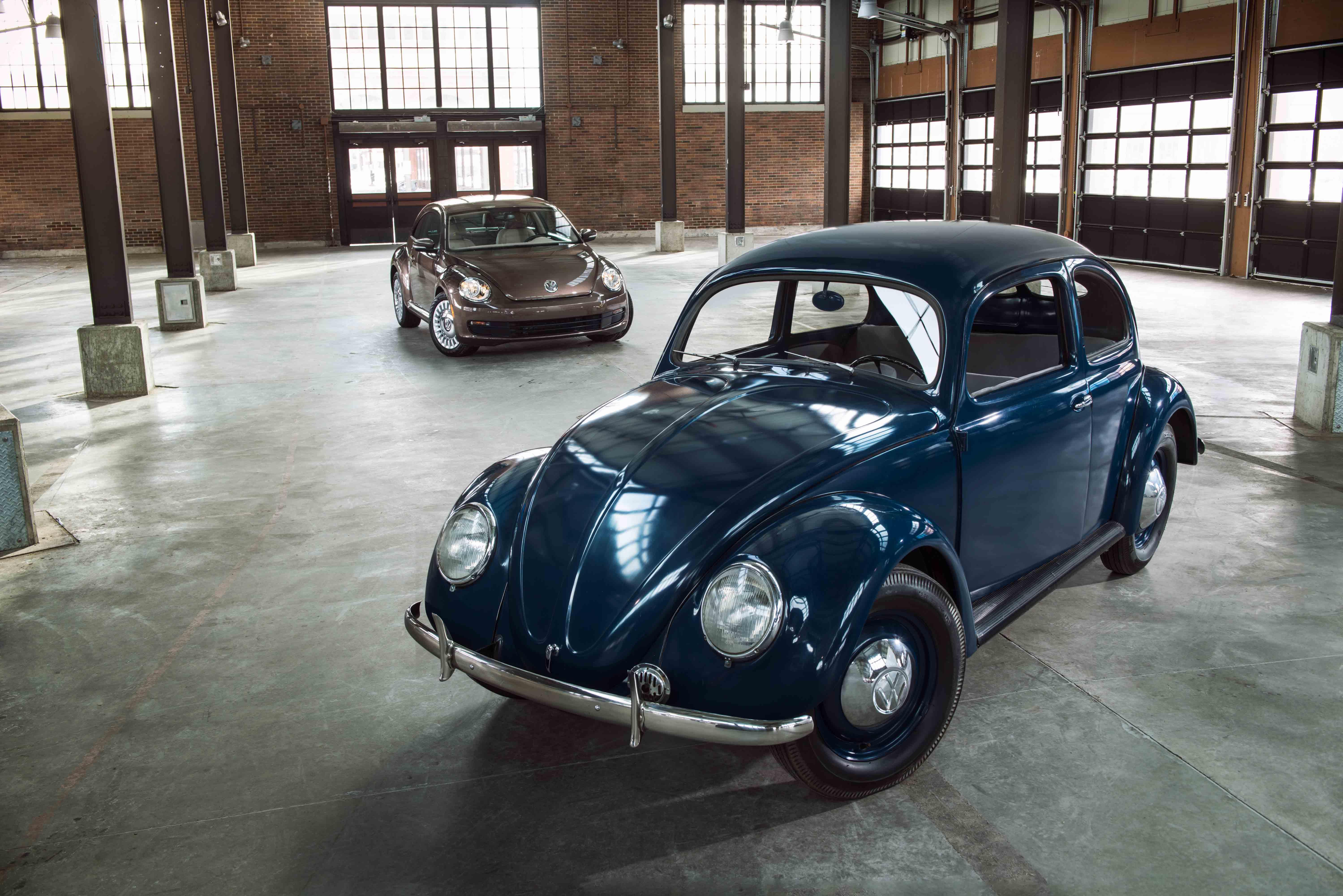1949 Volkswagen front 3/4
