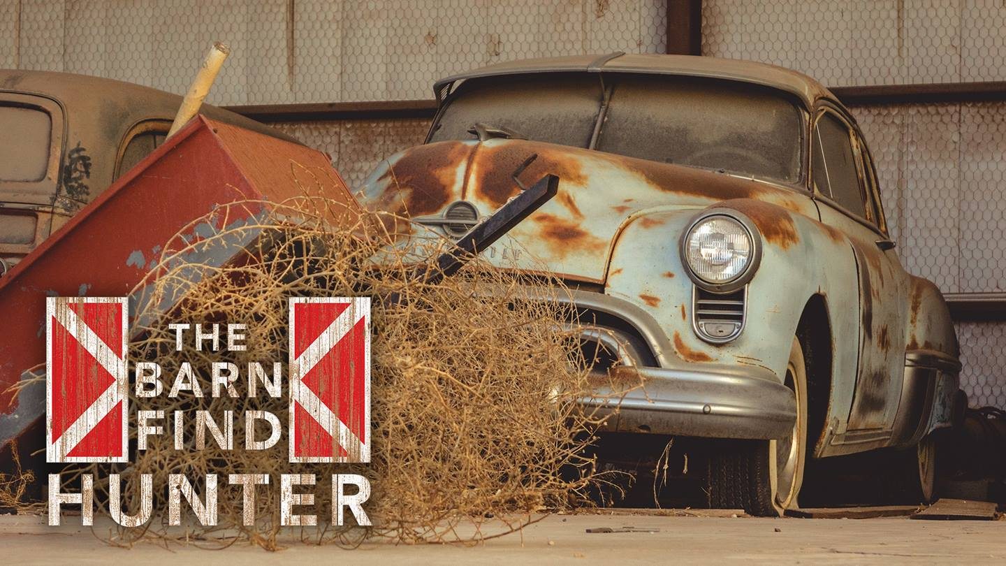 Hagerty Barn find Hunter Episode 35