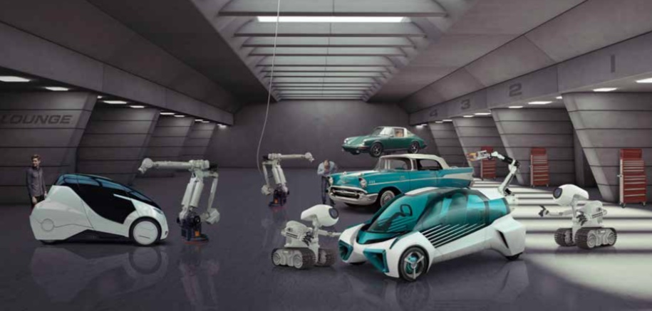 The future of auto repair