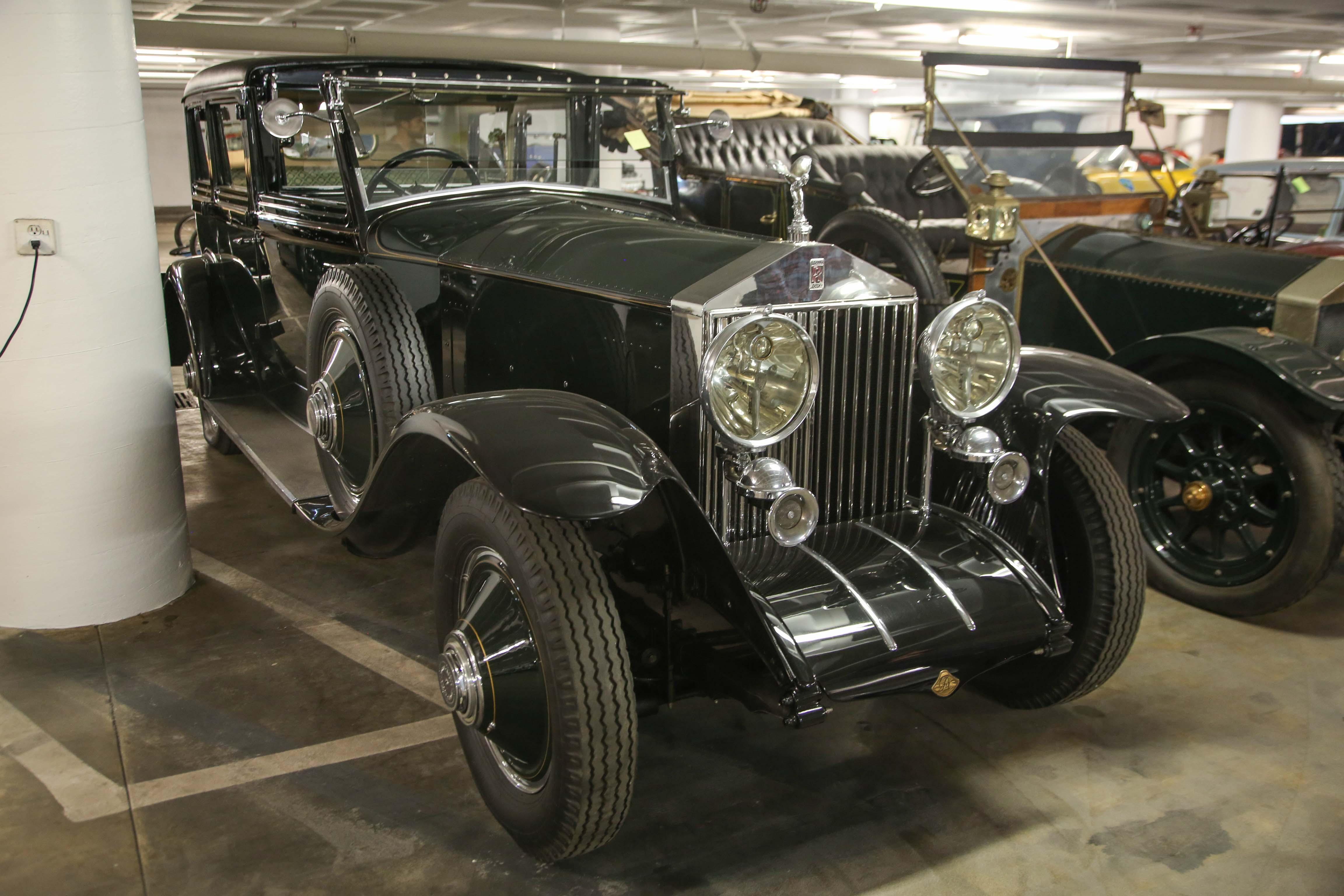 1927 Rolls Royce Phantom fred astaire