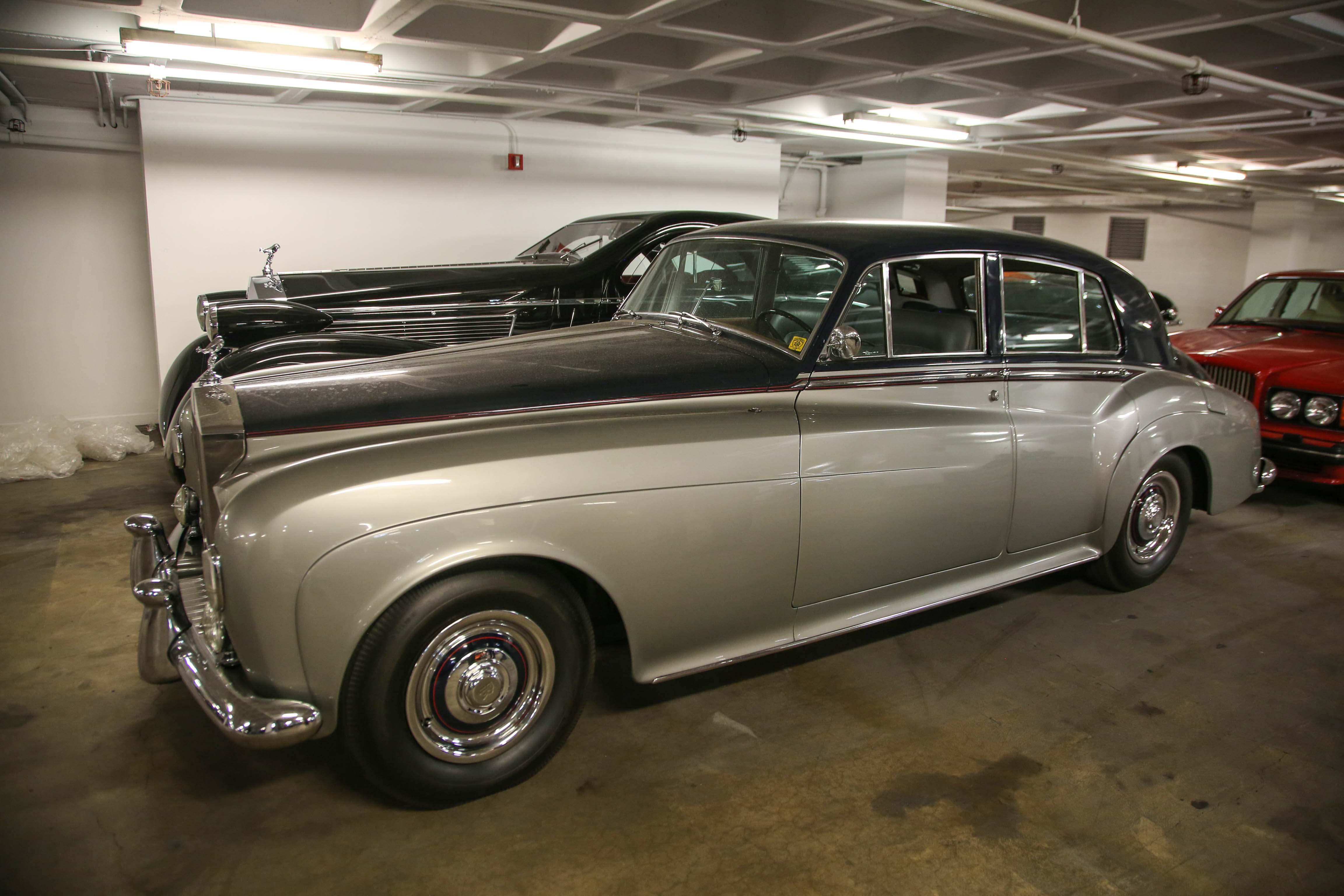 1963 Rolls-Royce Silver Cloud III john frankenheimer