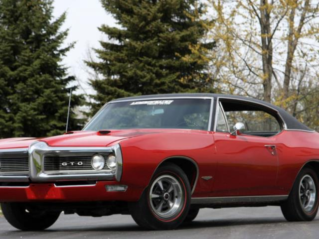 7 Muscle Cars Before The Gto Hagerty Articles