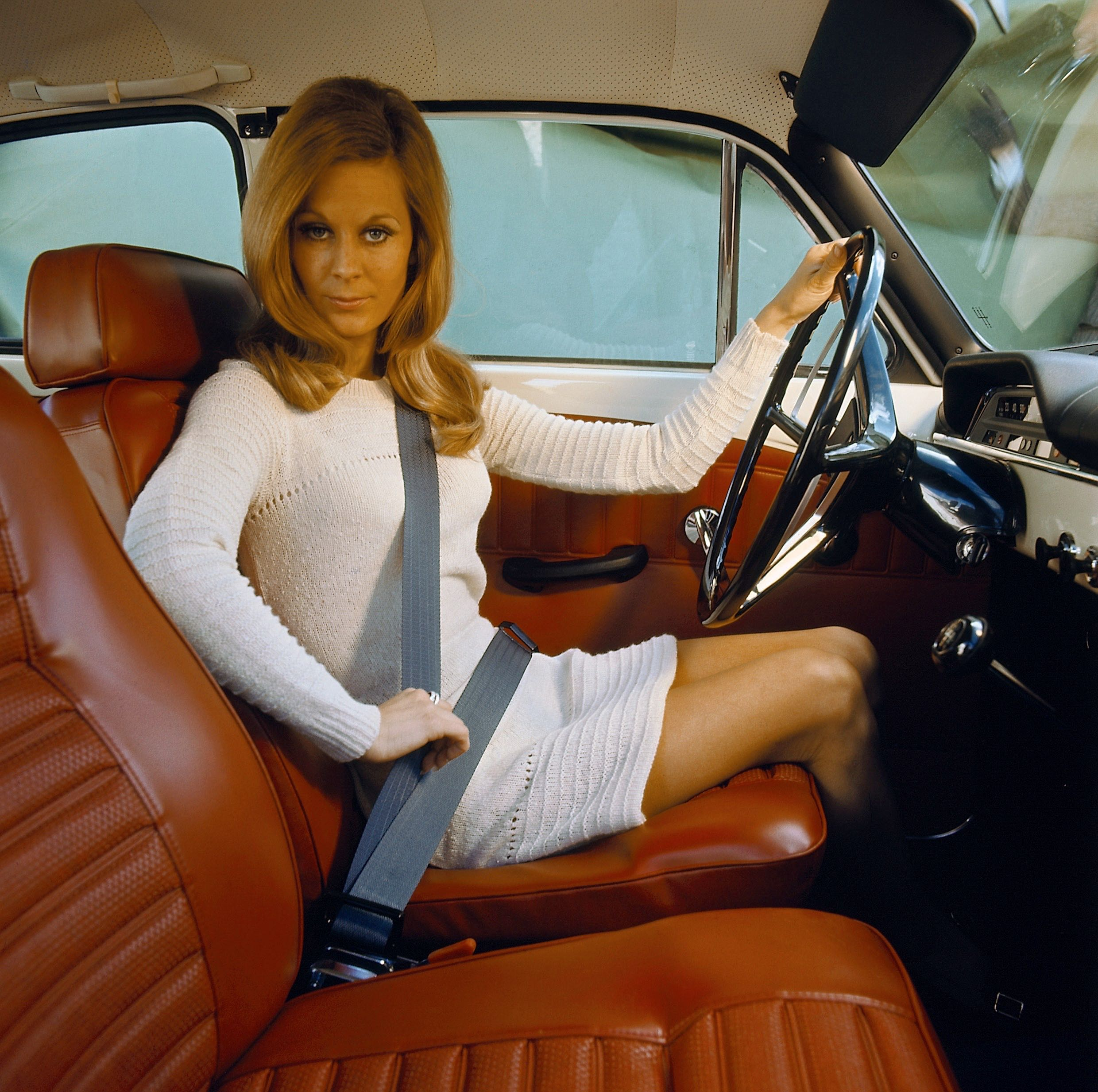 Three Point Seatbelts Patent Was Granted On This Day In 1962 Hagerty Media