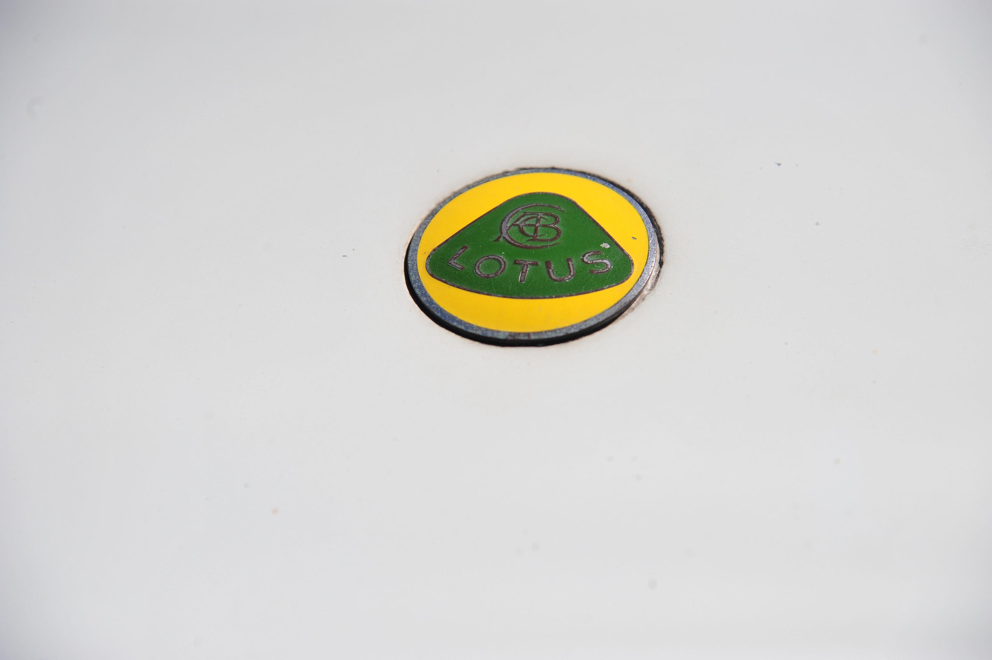 1961 Type 14 Lotus Elite badge